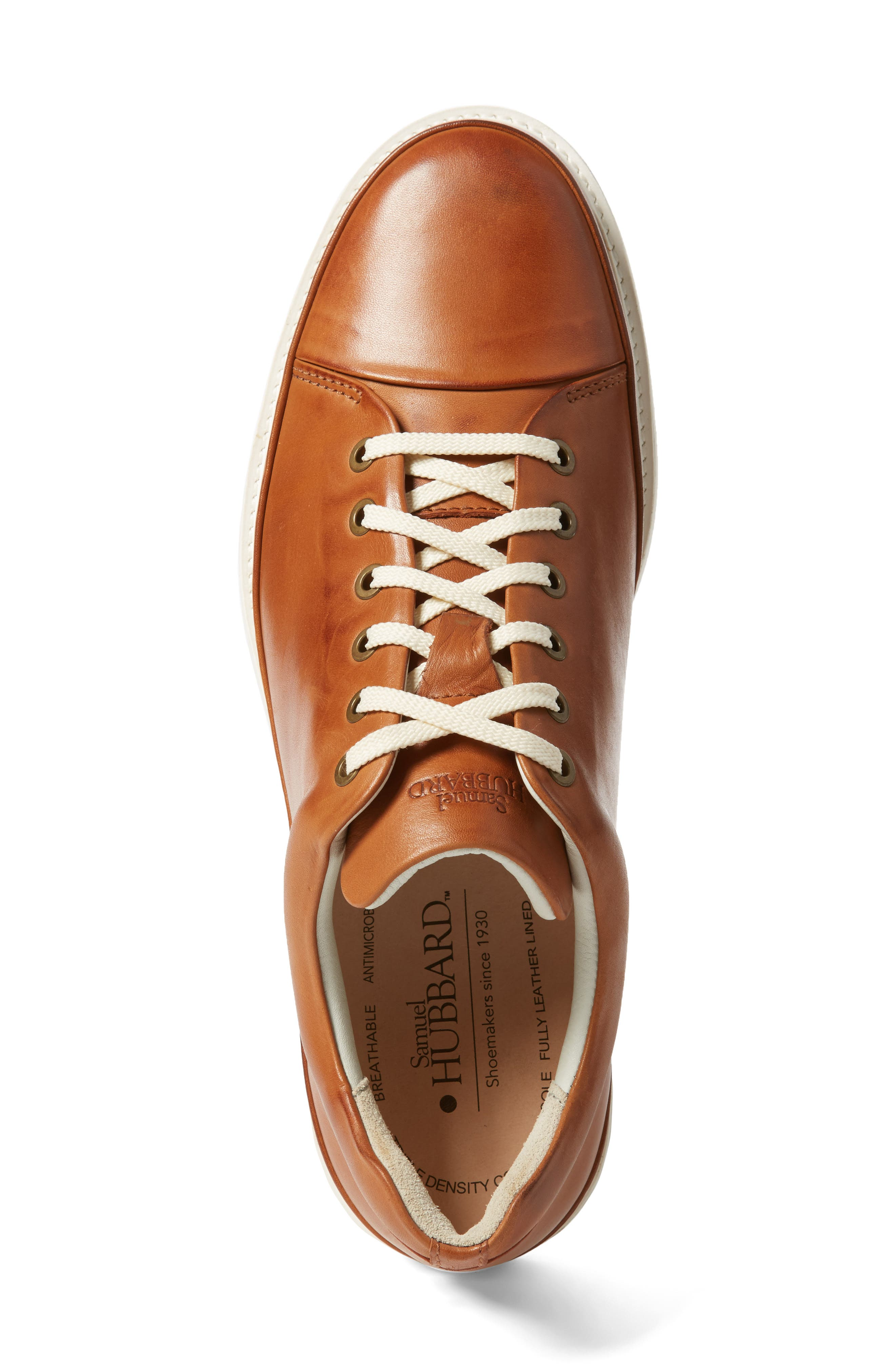 Sneaker,                             Alternate thumbnail 5, color,                             BURNISHED TAN