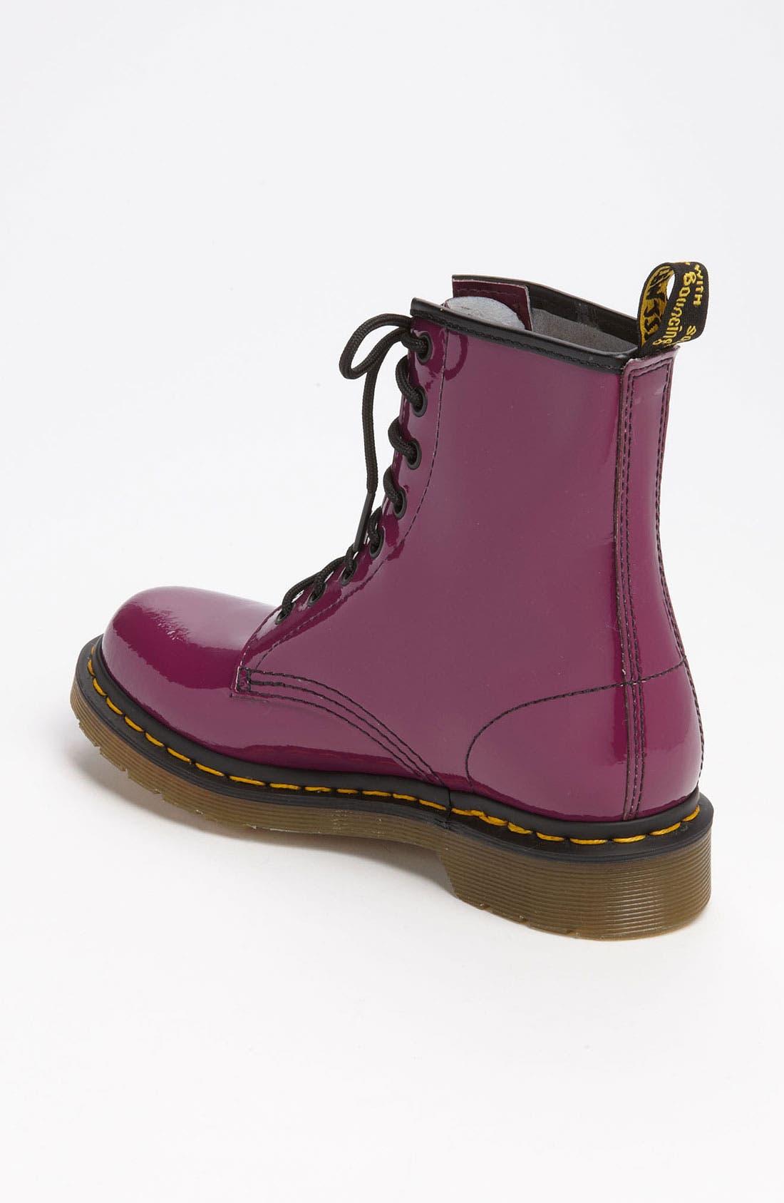 '1460' Boot,                             Alternate thumbnail 11, color,