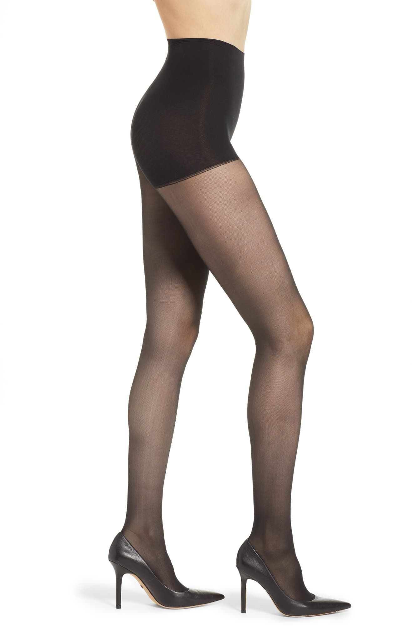 DKNY Light Opaque Control Top Tights (2 for  25)  7d824ae73
