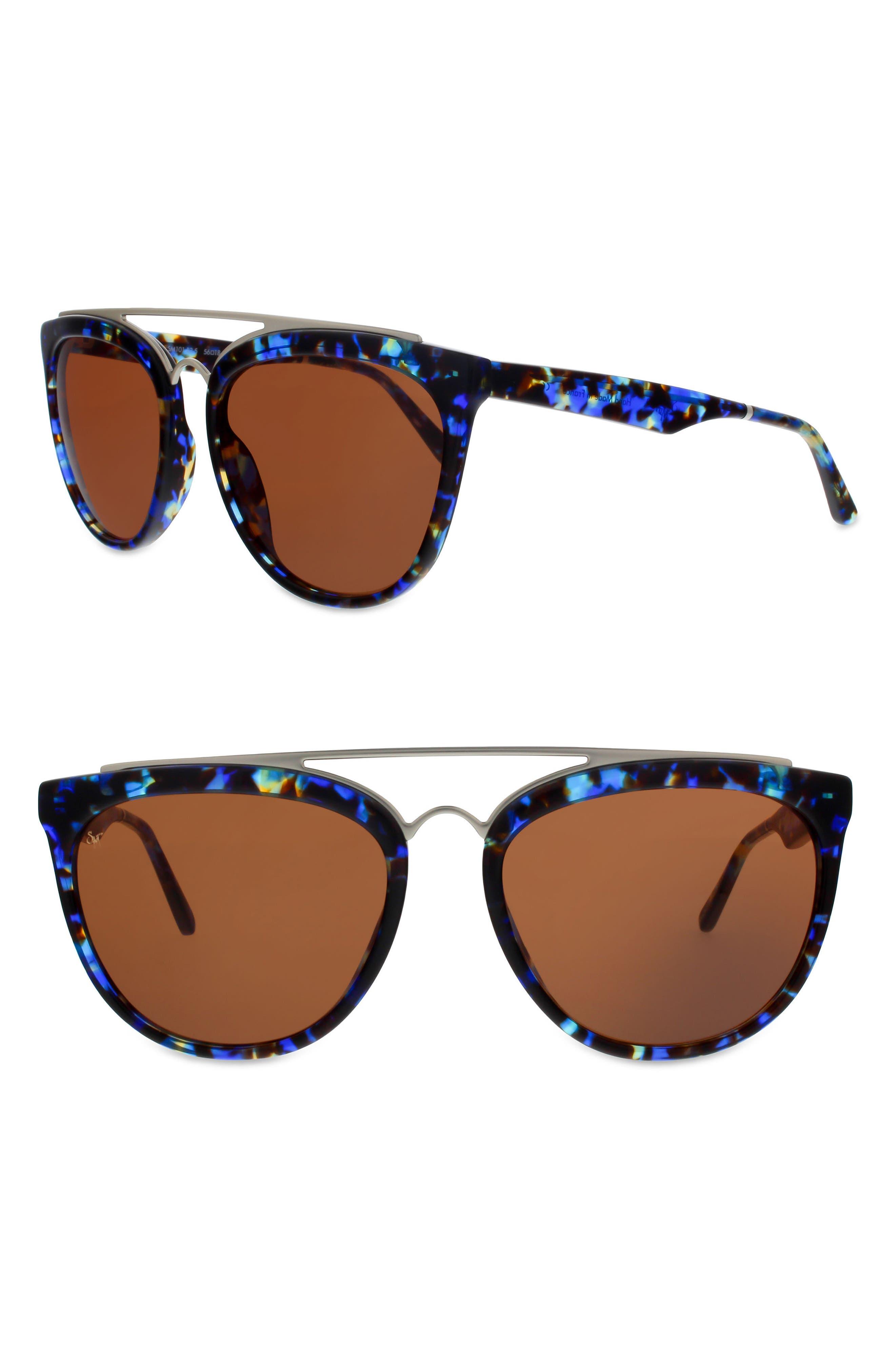 Volunteers 56mm Sunglasses,                             Main thumbnail 4, color,