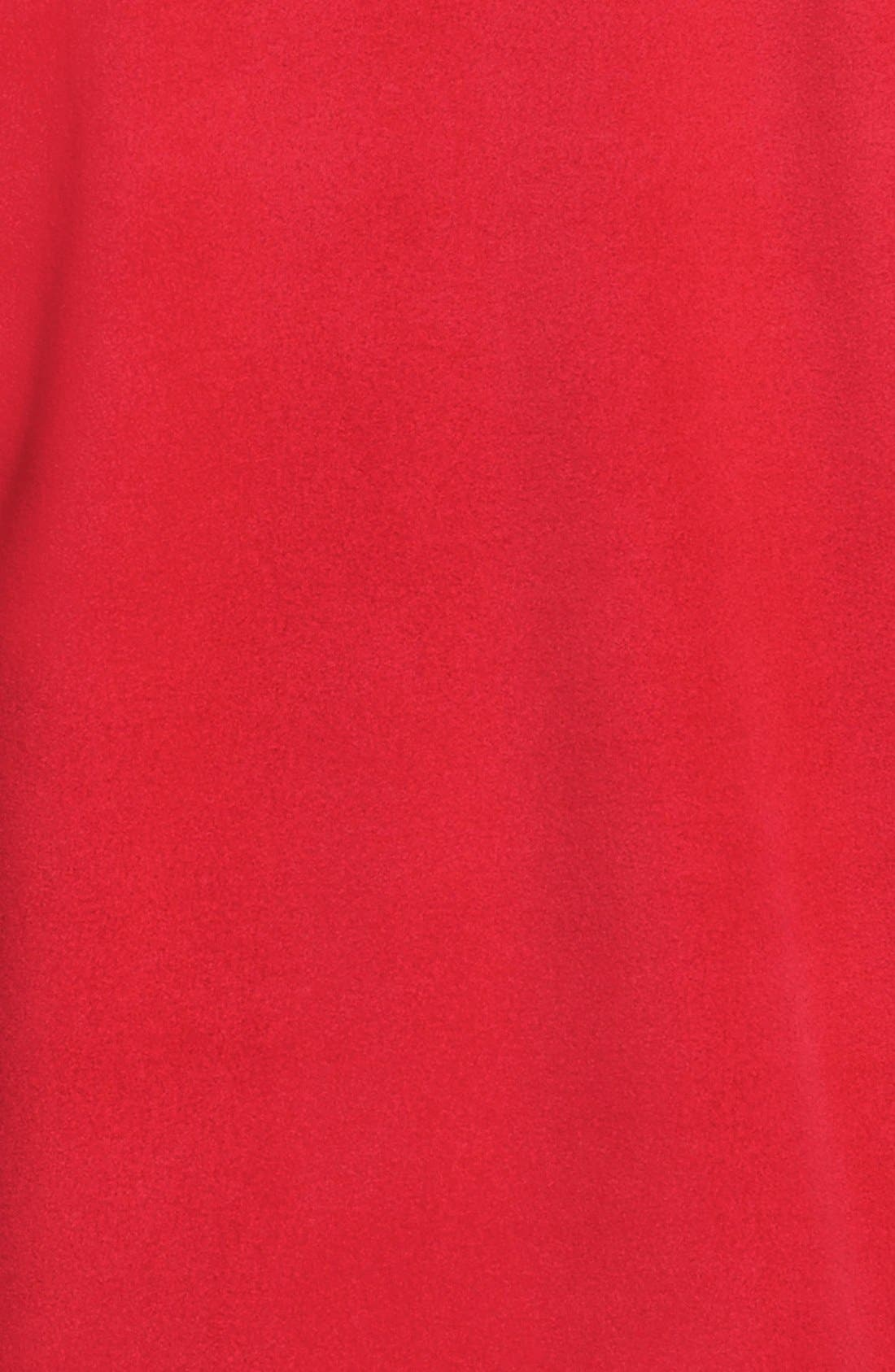 'TKA 100 Glacier' Quarter Zip Fleece Pullover,                             Alternate thumbnail 171, color,