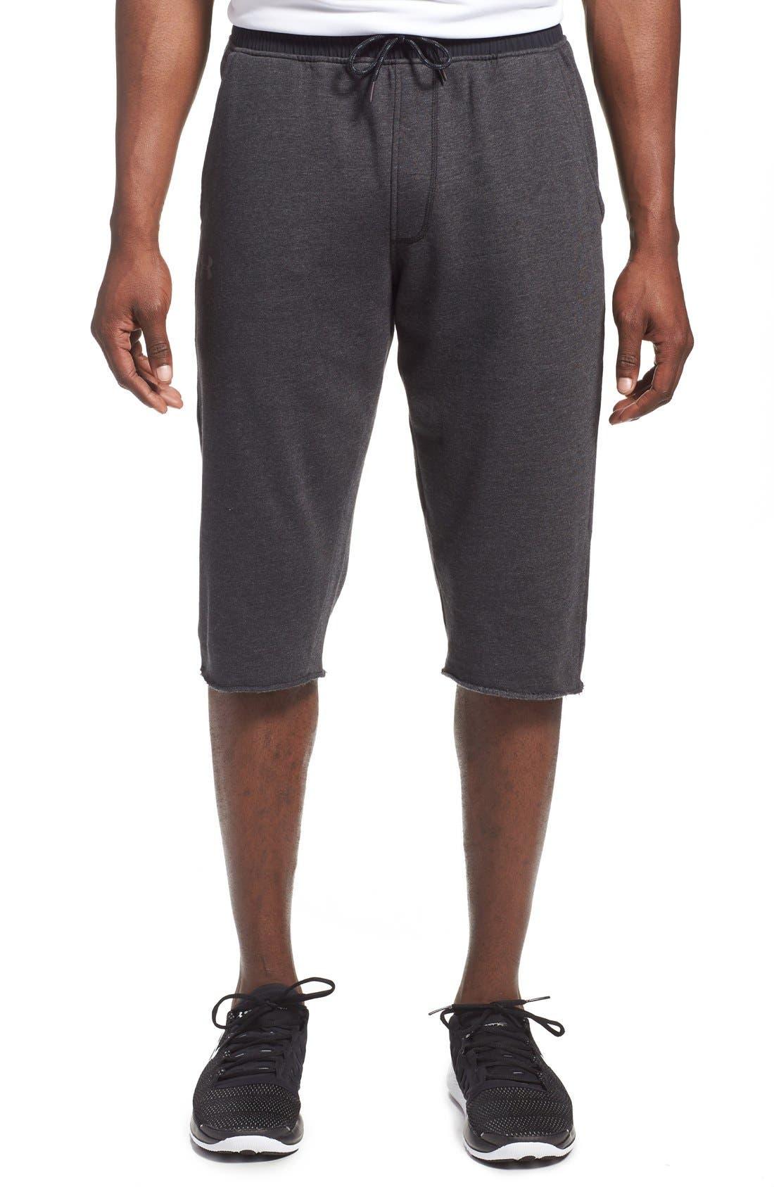 Cutoff Sweatpants, Main, color, 005