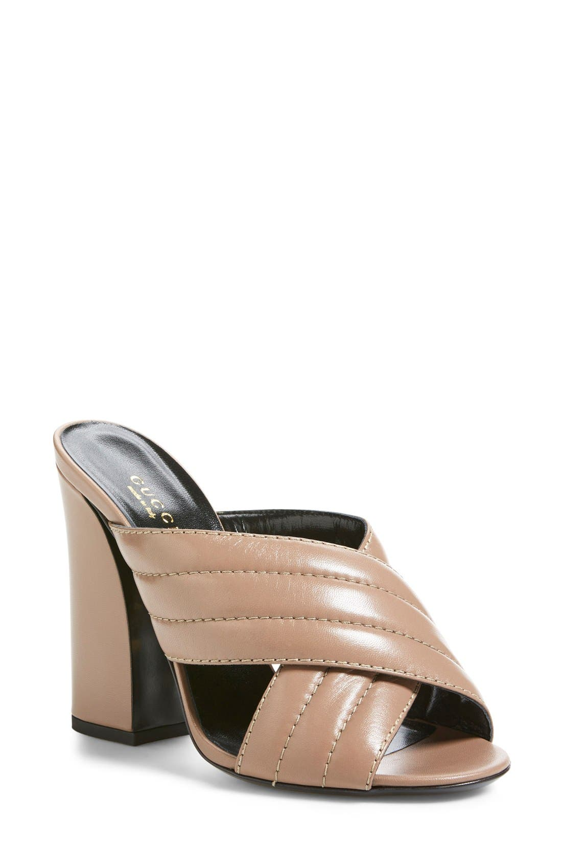 'Sylvia' Sandal, Main, color, 250