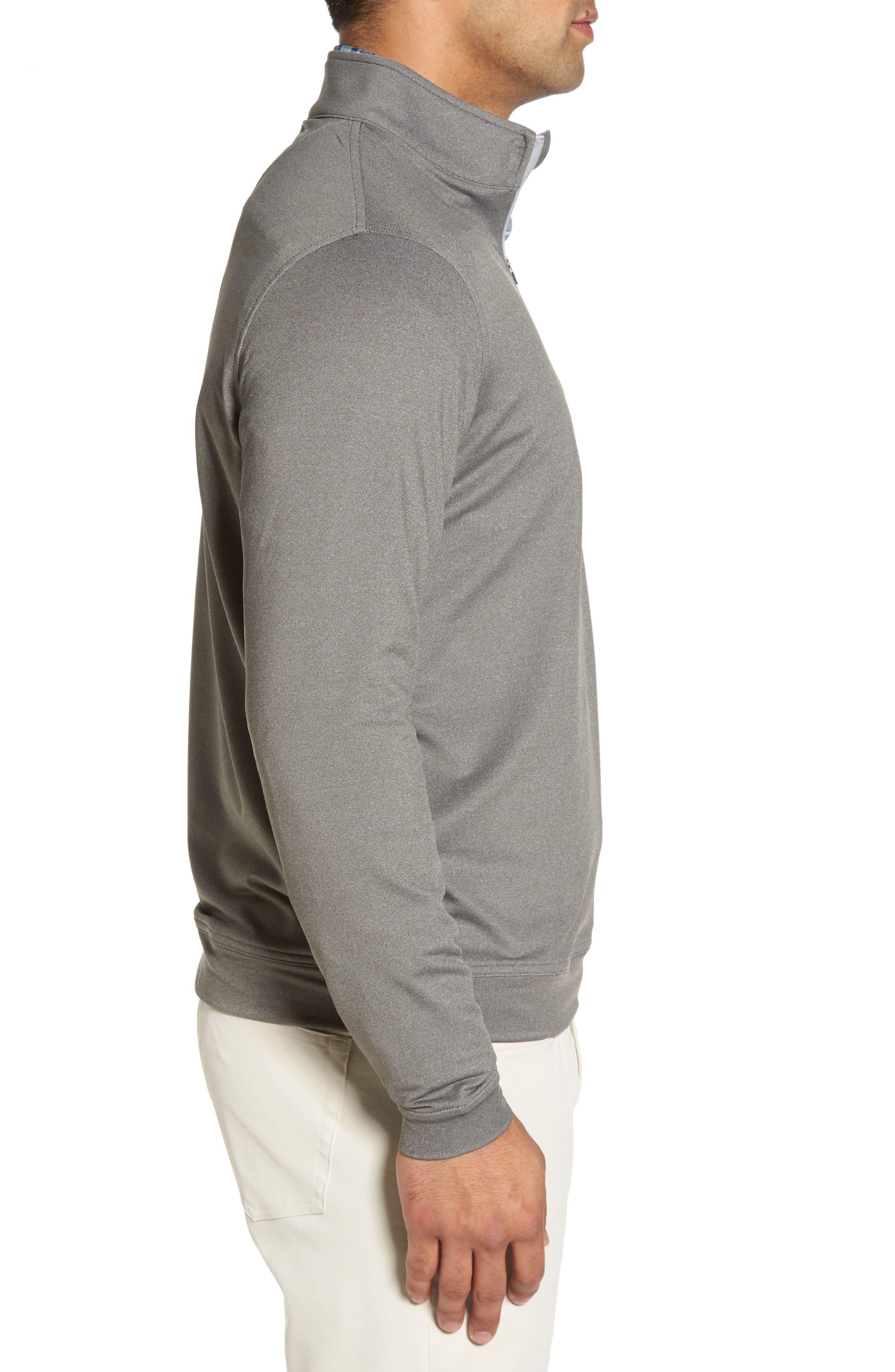 Perth Quarter Zip Stretch Pullover,                             Alternate thumbnail 11, color,