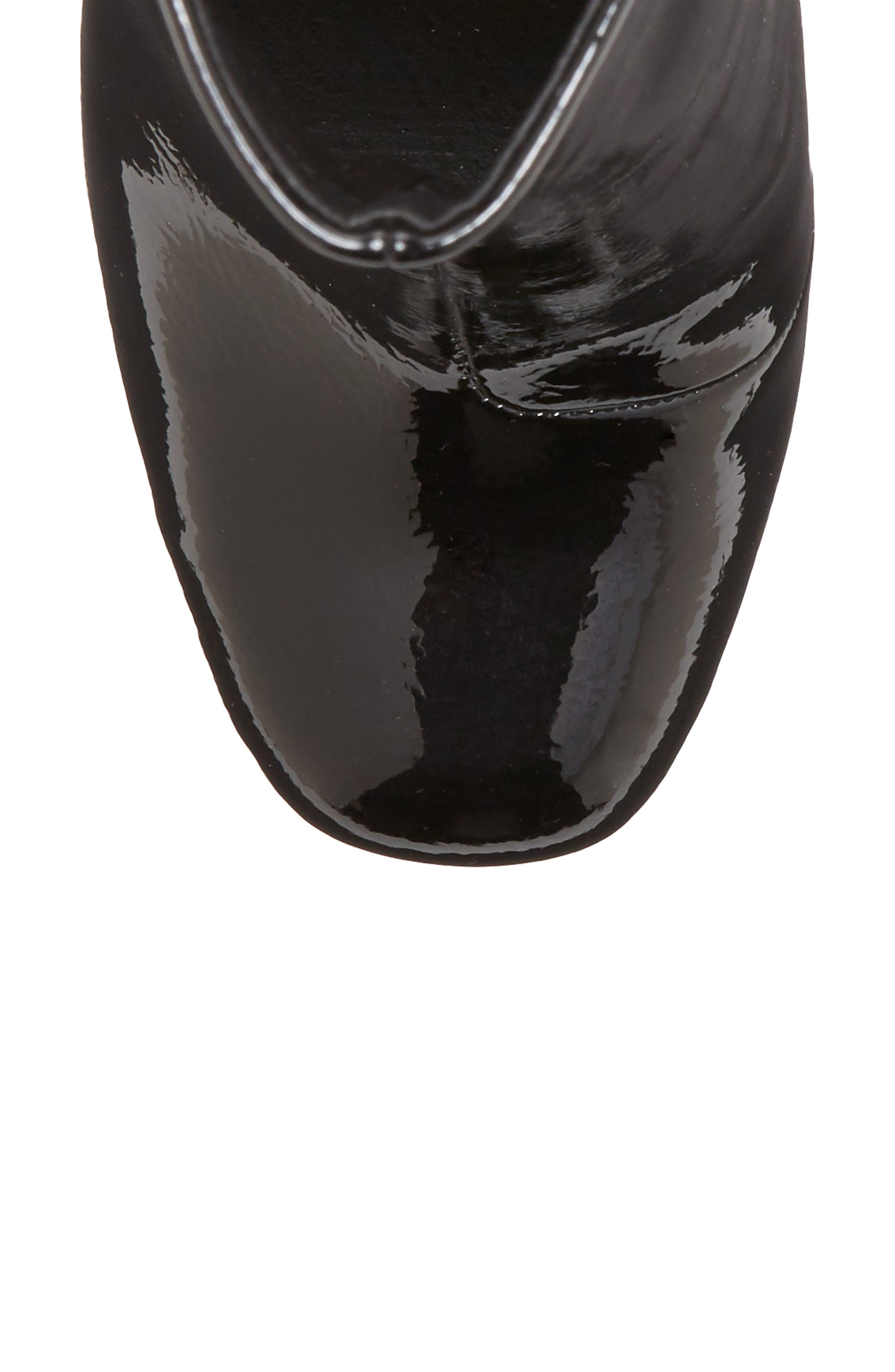 Sarita Platform Bootie,                             Alternate thumbnail 8, color,                             002