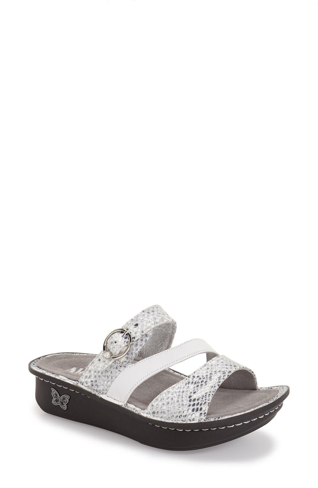 'Colette' Platform Sandal,                             Main thumbnail 8, color,