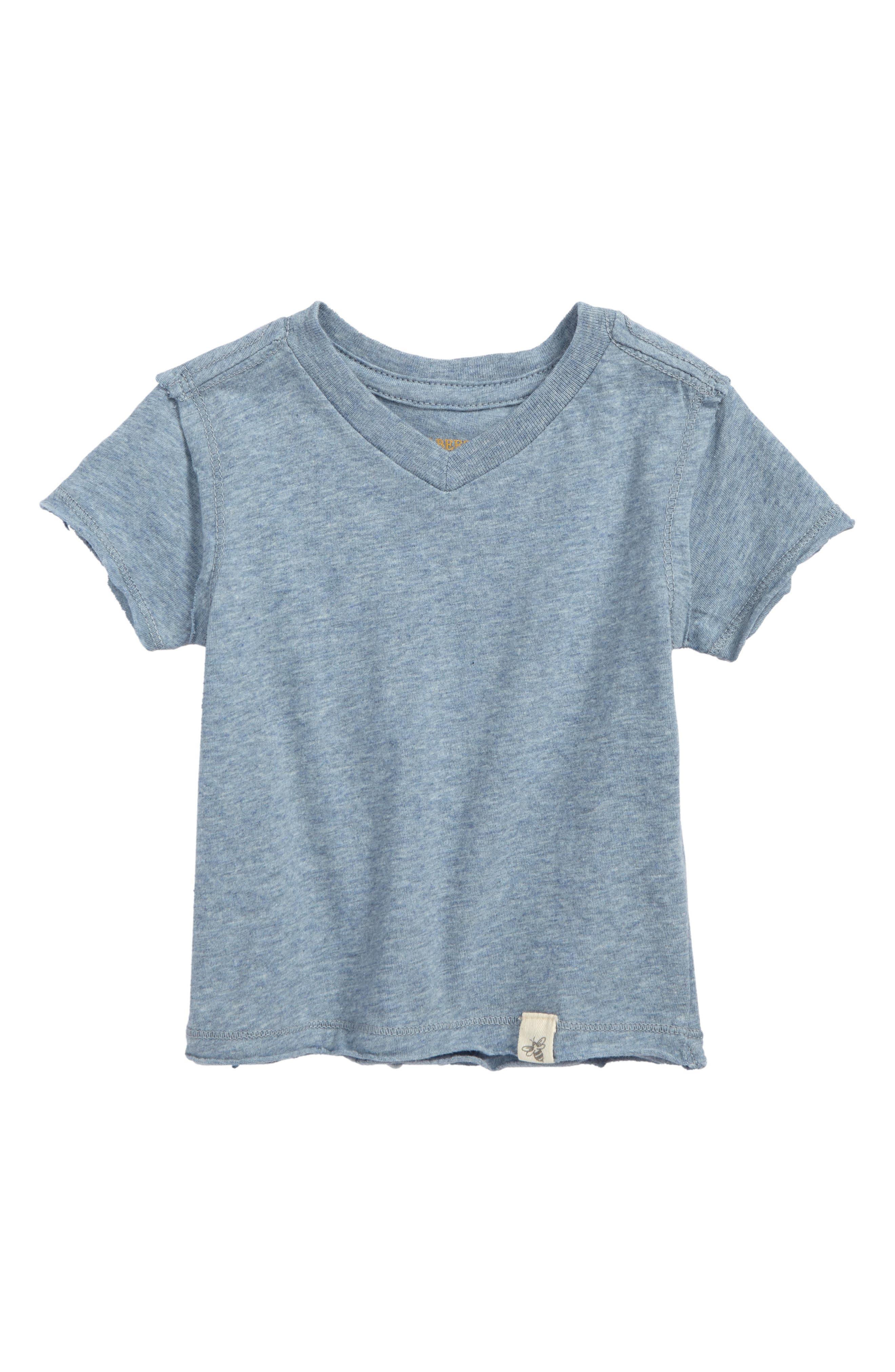 Organic Cotton T-Shirt,                         Main,                         color, 453