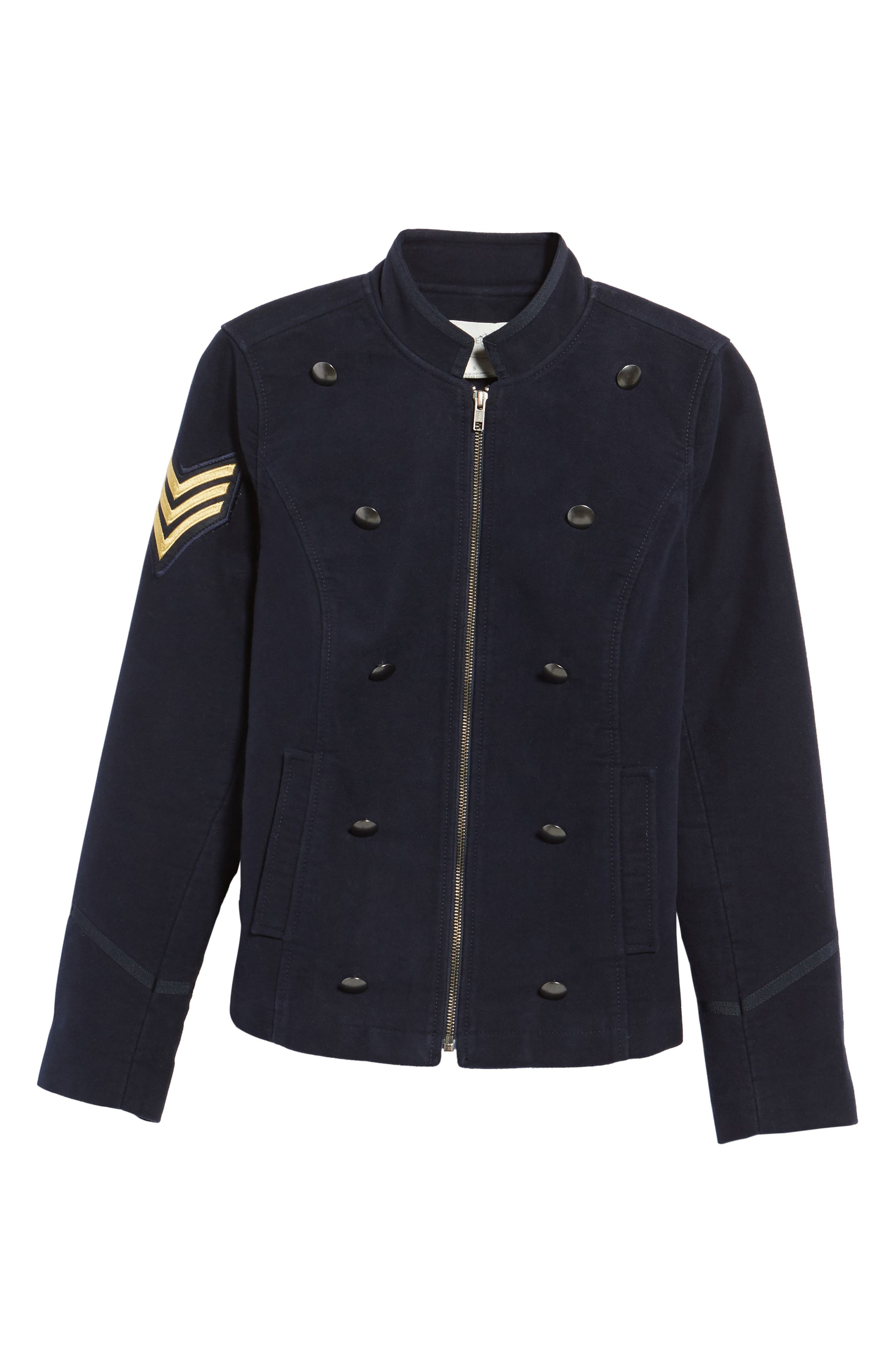 Officers Jacket,                             Alternate thumbnail 5, color,
