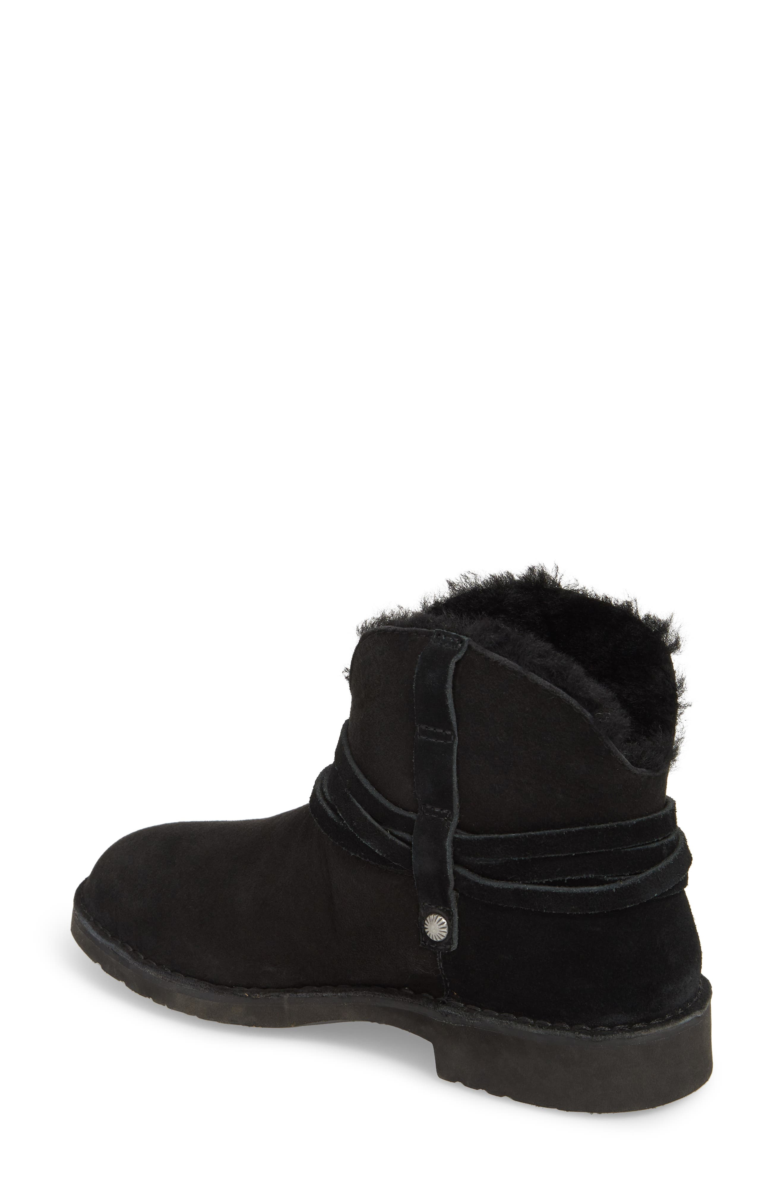 Pasqual Boot,                             Alternate thumbnail 2, color,                             BLACK SUEDE