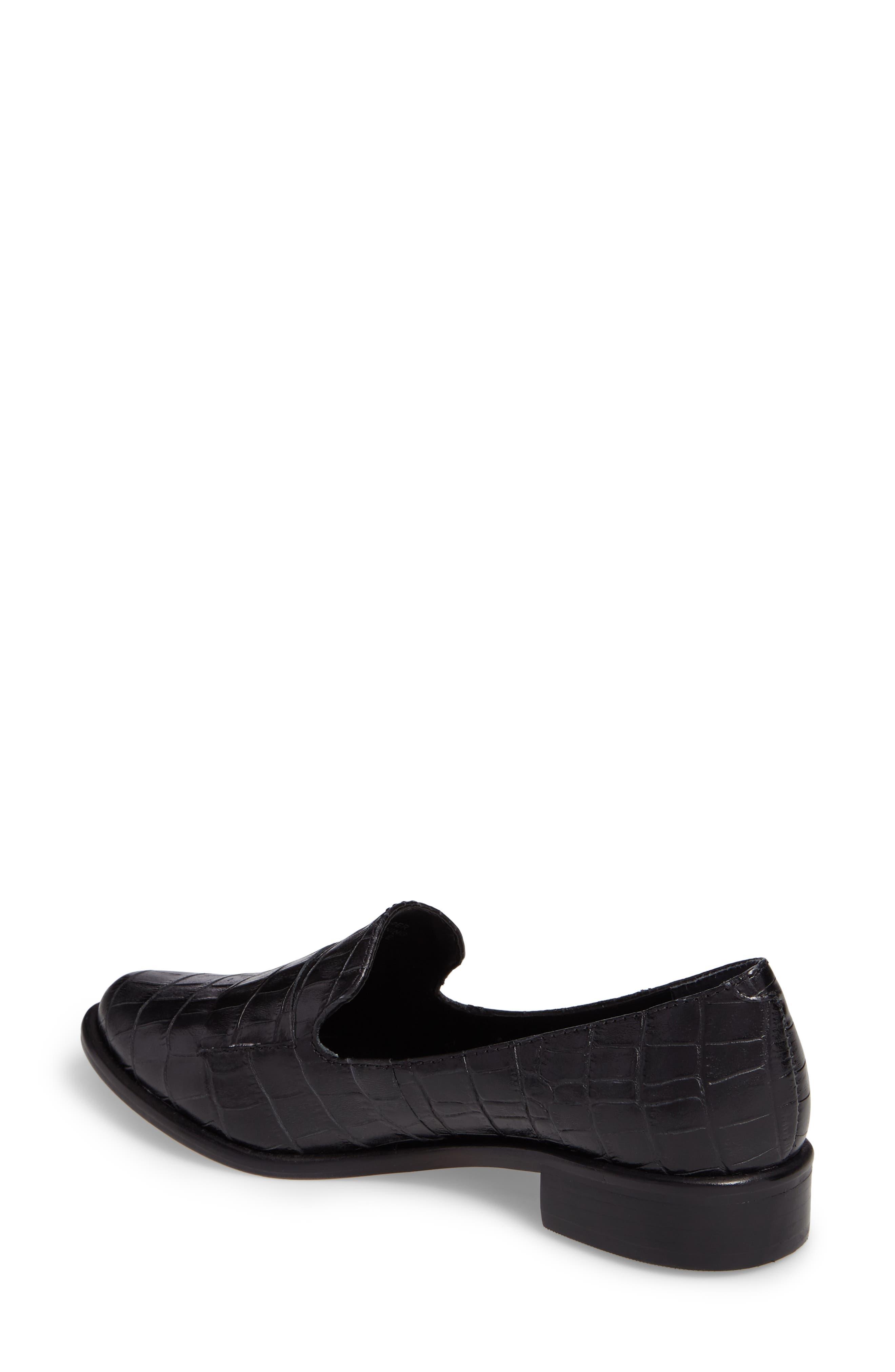 M4D3 'Ocean' Flat Loafer,                             Alternate thumbnail 9, color,