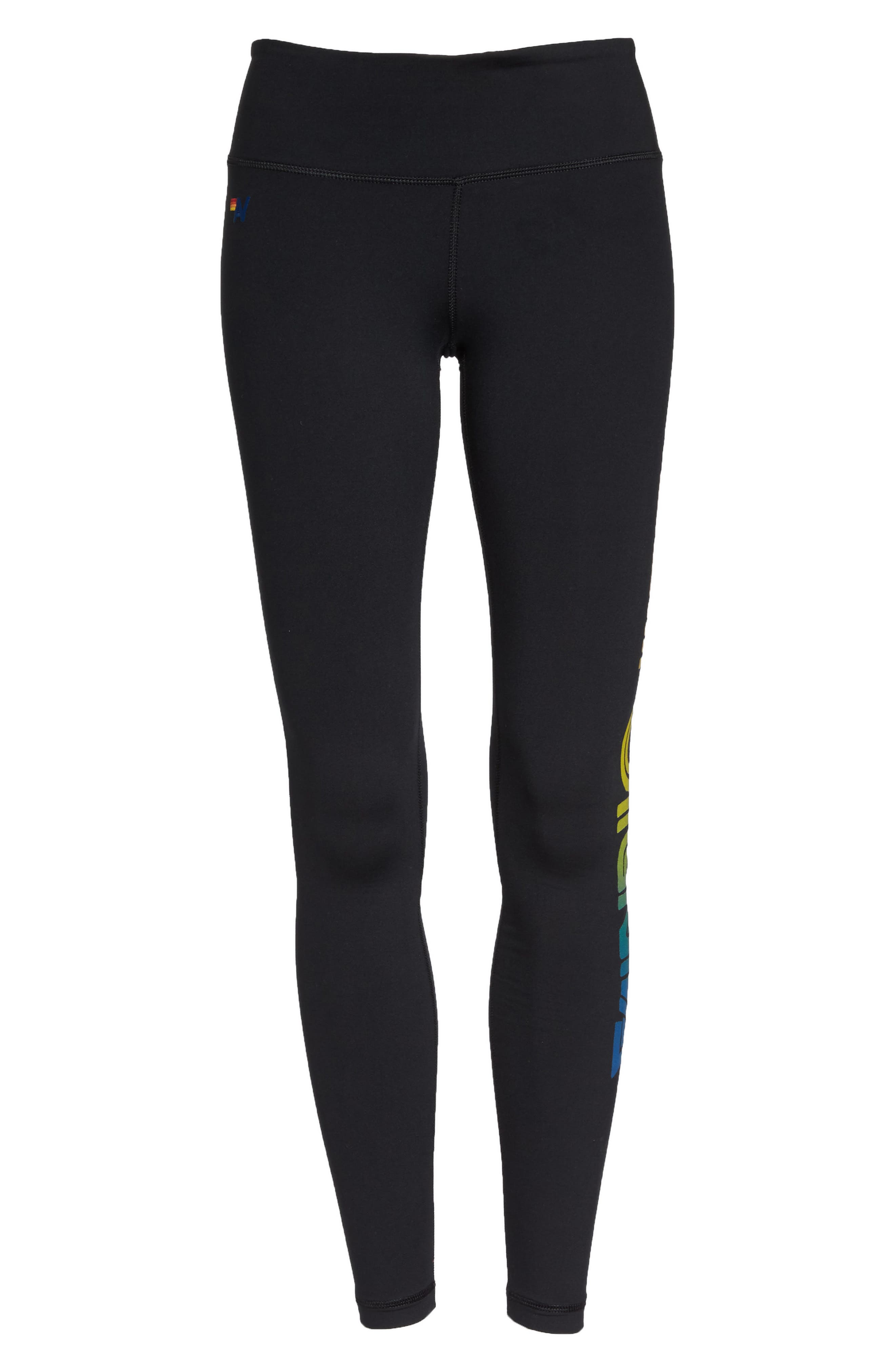 California Leggings,                             Alternate thumbnail 6, color,                             001