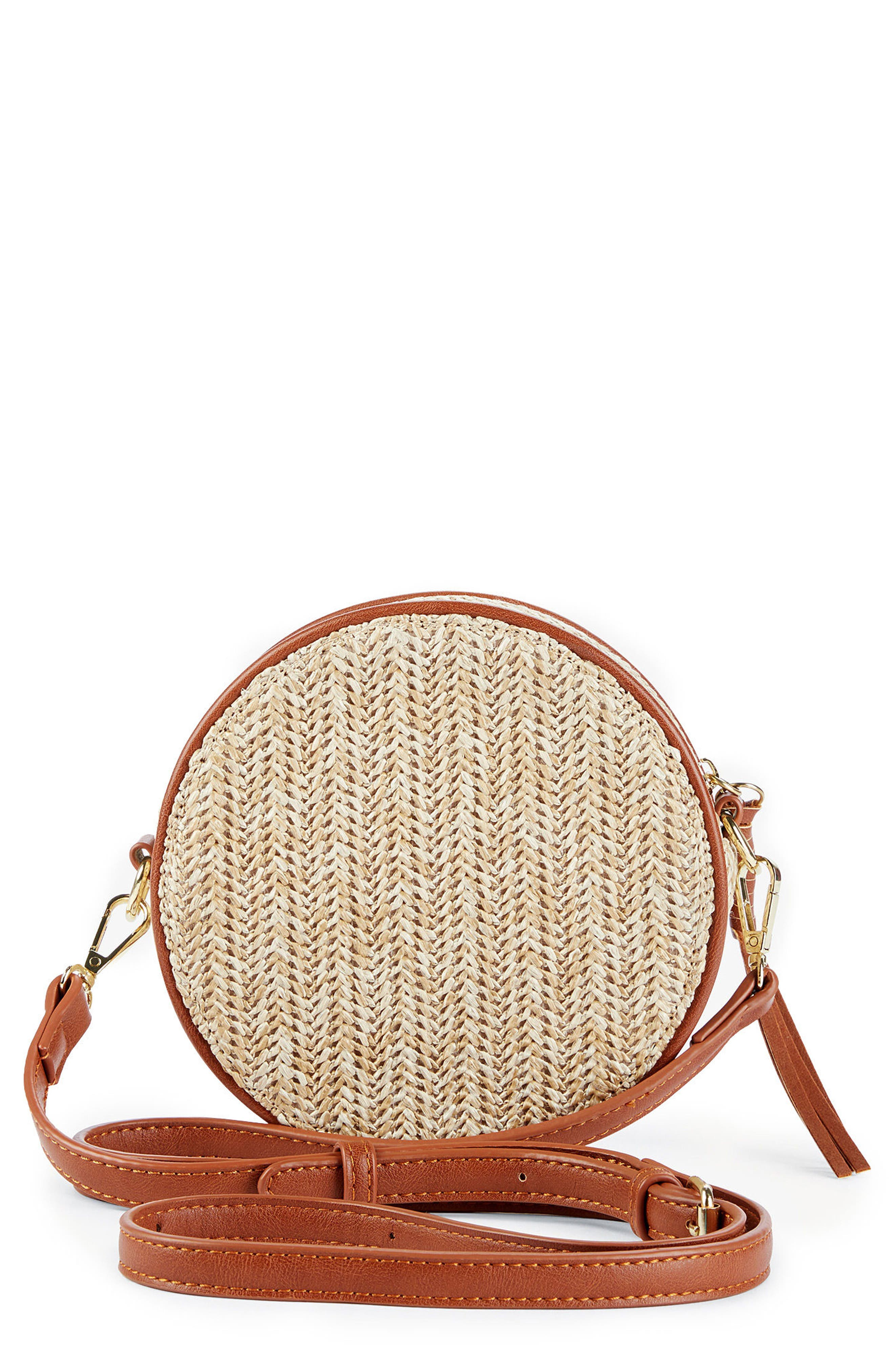 Pipper Small Faux Leather Crossbody Bag,                             Main thumbnail 1, color,                             250
