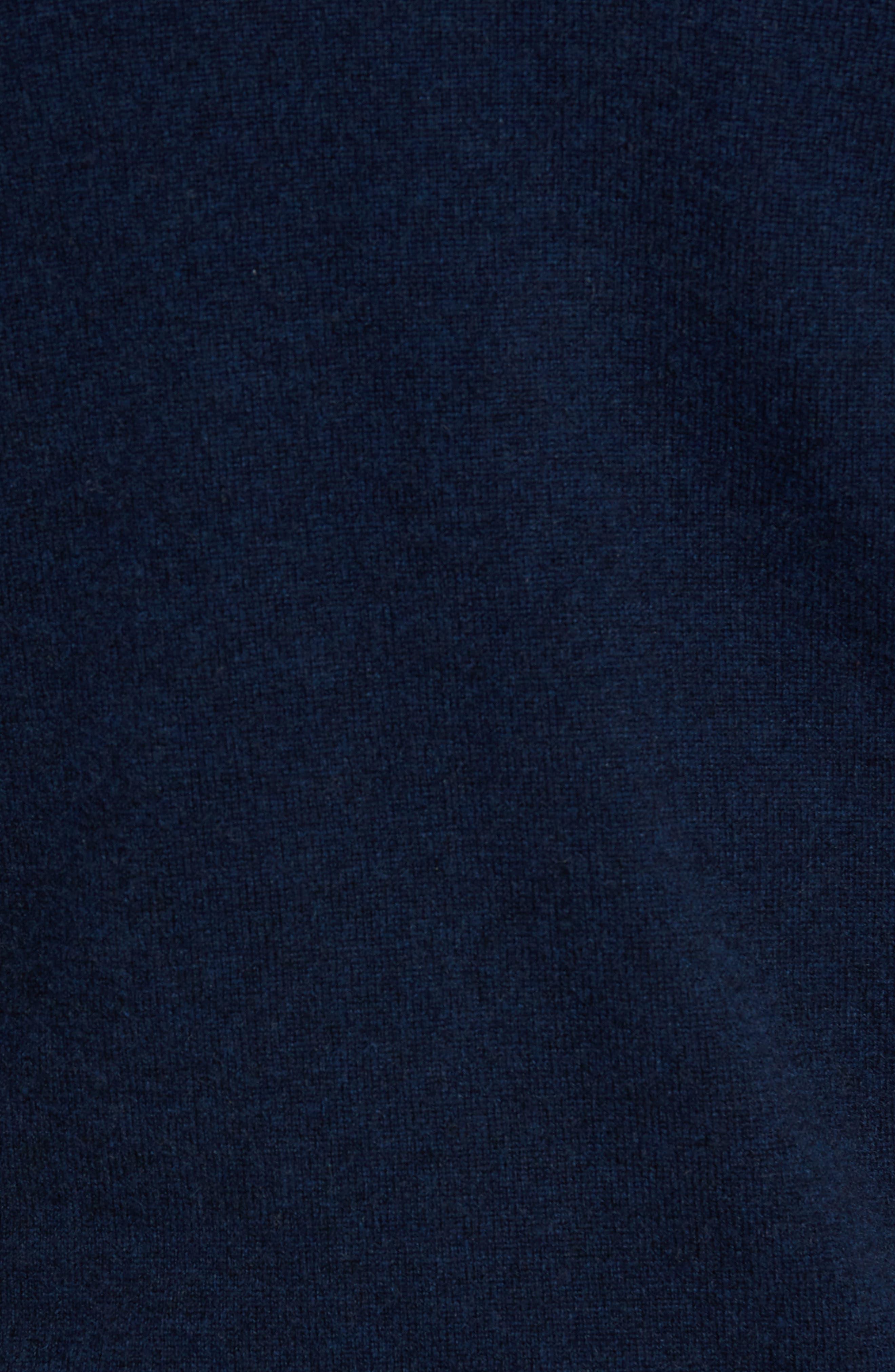 Cashmere Quarter Zip Sweater,                             Alternate thumbnail 28, color,