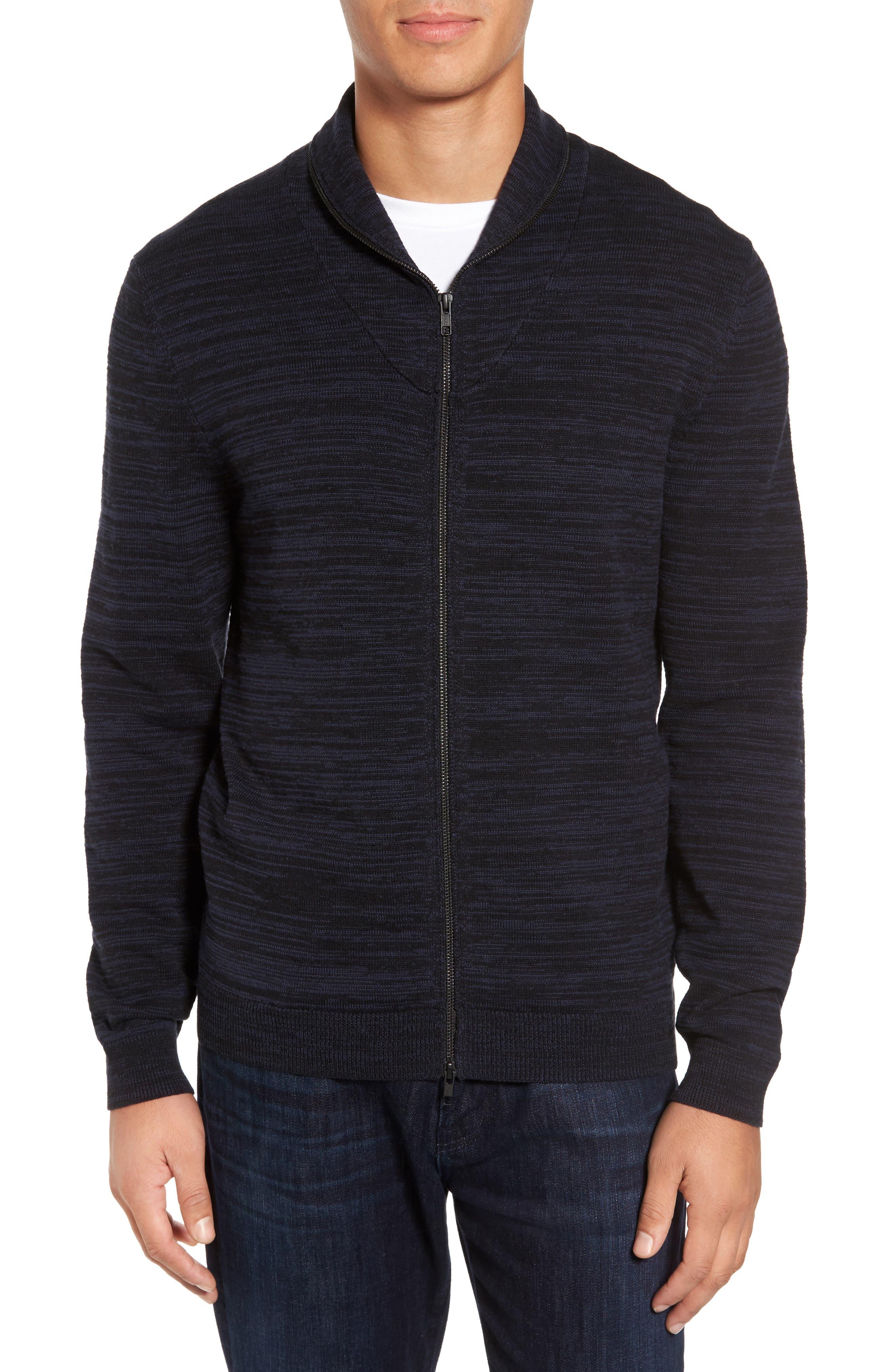 Full Zip Cardigan,                         Main,                         color, 410