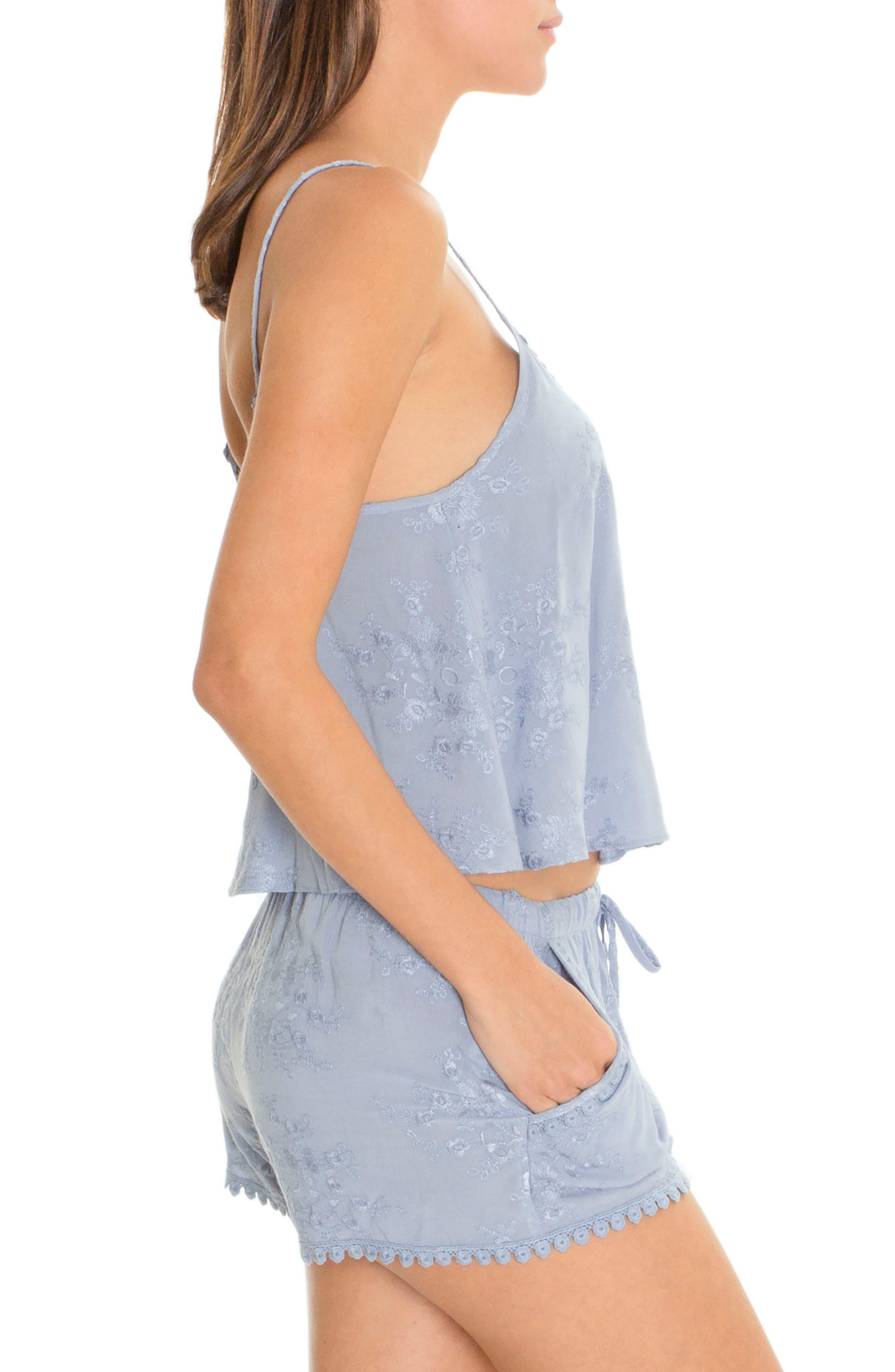 Short Pajamas,                             Alternate thumbnail 3, color,                             400