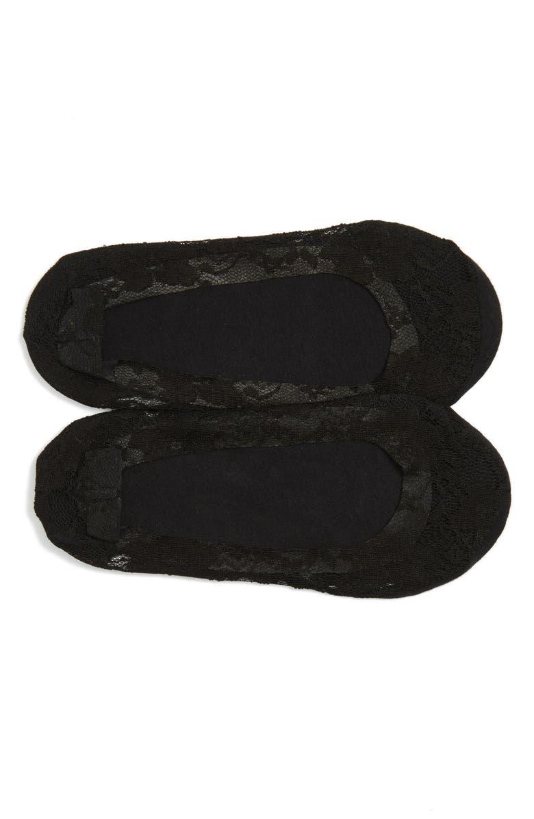 4ababad26d9243 Nordstrom 2-Pack Lace Liner Socks