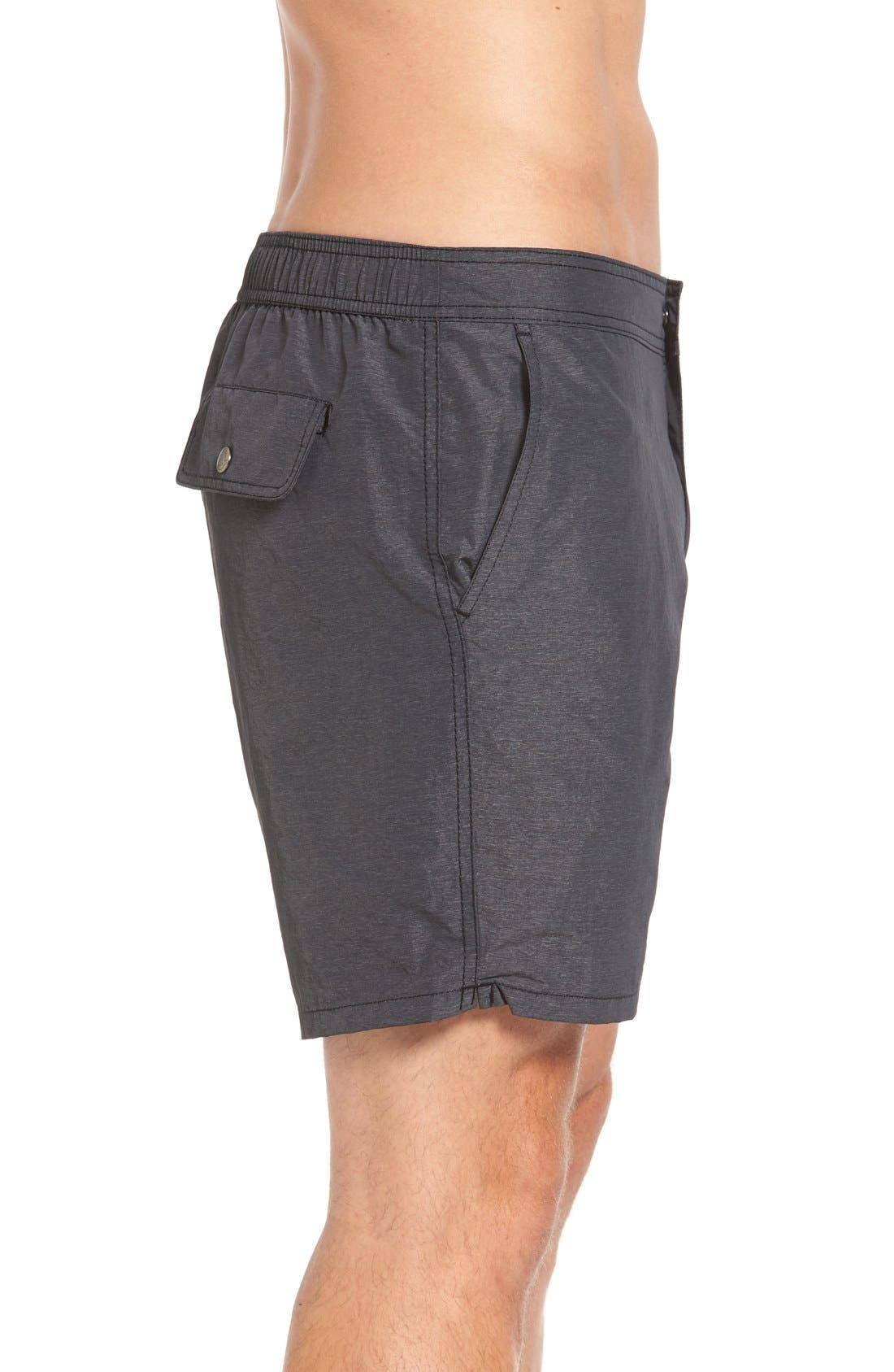 Hybrid Shorts,                             Alternate thumbnail 3, color,                             001