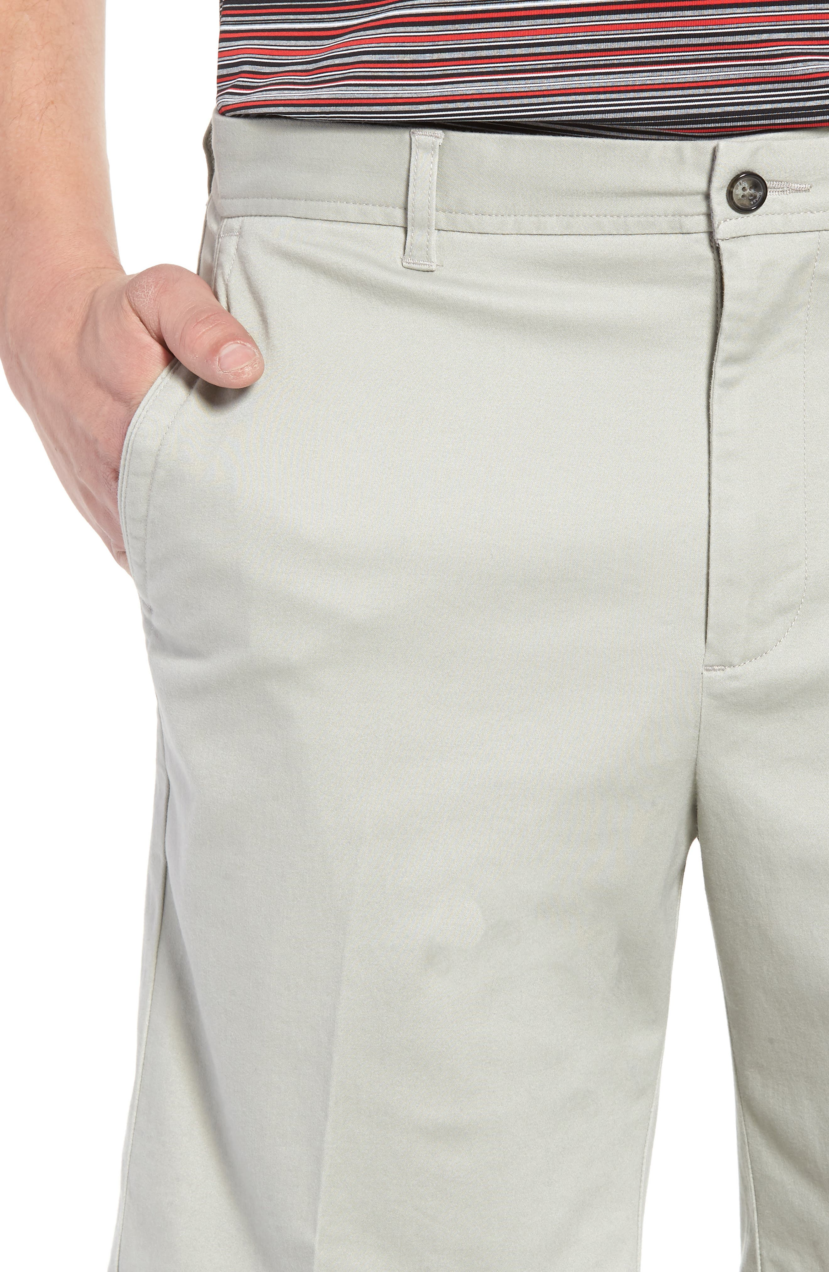 St. Charles Stretch Twill Shorts,                             Alternate thumbnail 4, color,                             051