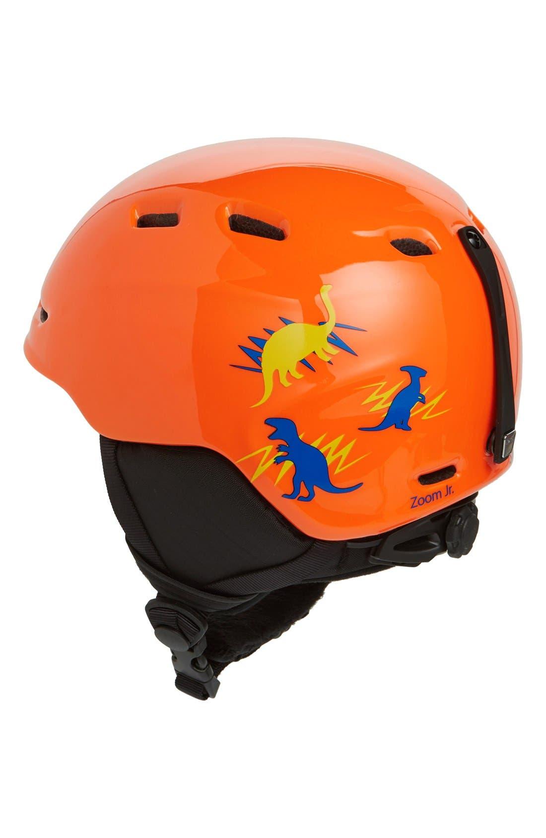 'Zoom Jr.' Snow Helmet,                             Alternate thumbnail 4, color,