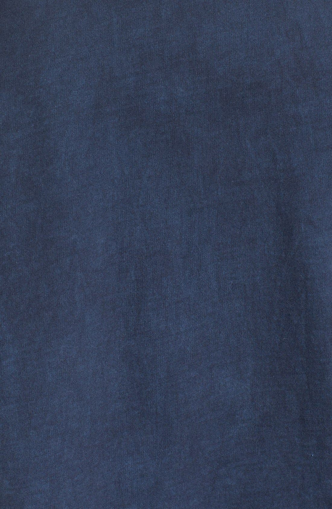Slim Fit Garment Washed Sport Shirt,                             Alternate thumbnail 5, color,                             410