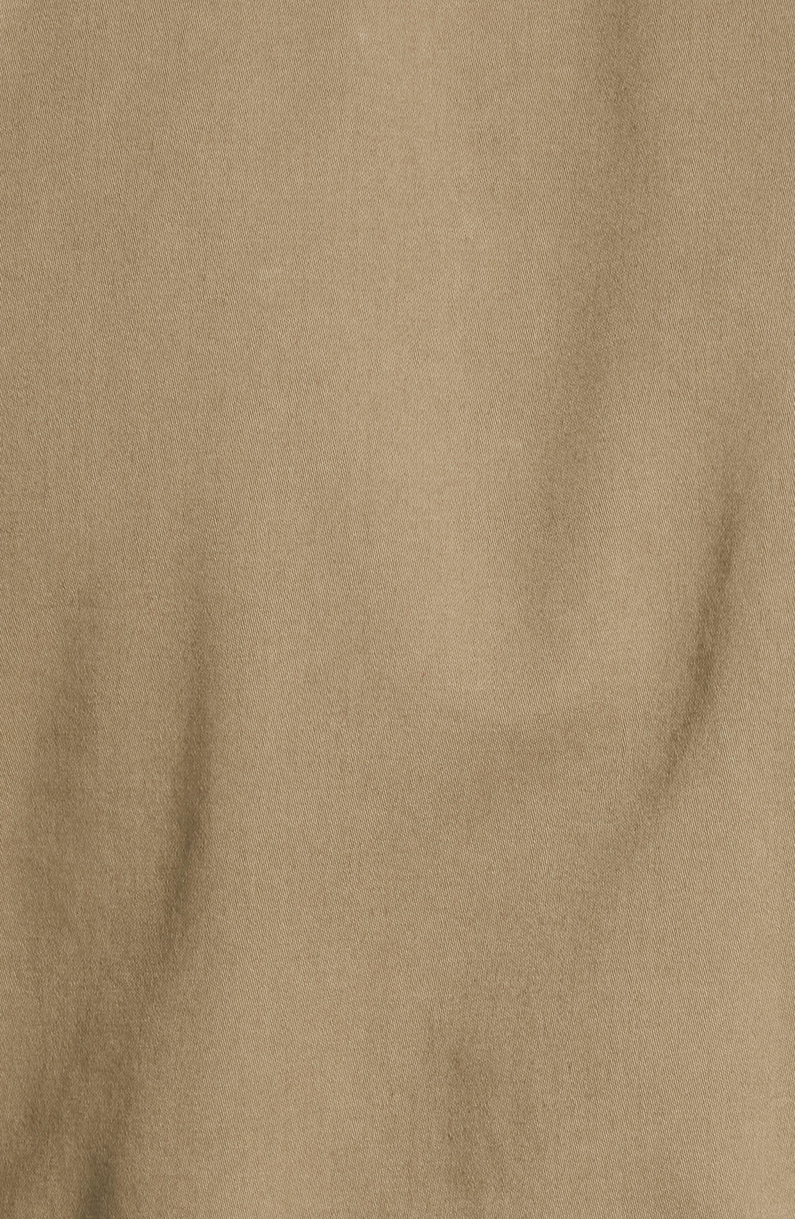 Daniella Utility Jacket,                             Alternate thumbnail 6, color,                             DRY GRASS