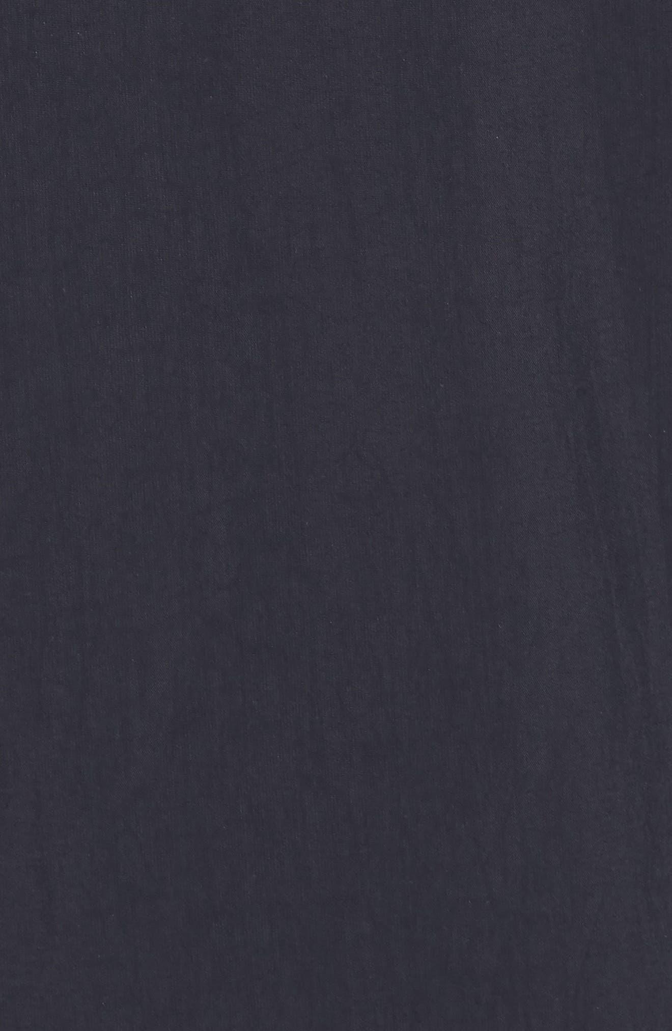 Block Pullover Jacket,                             Alternate thumbnail 6, color,                             001