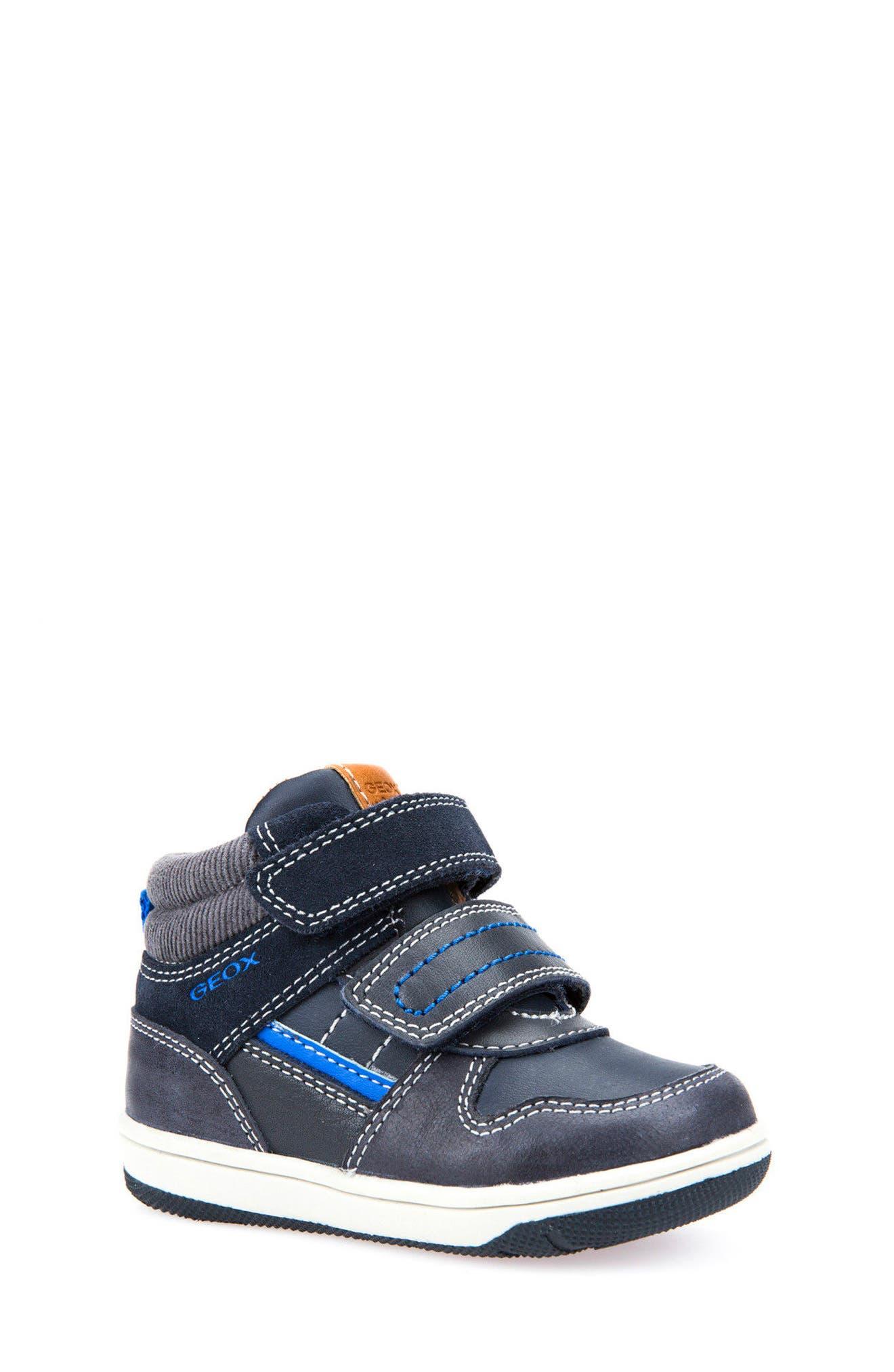 New Flick Mid Top Sneaker,                         Main,                         color, 002