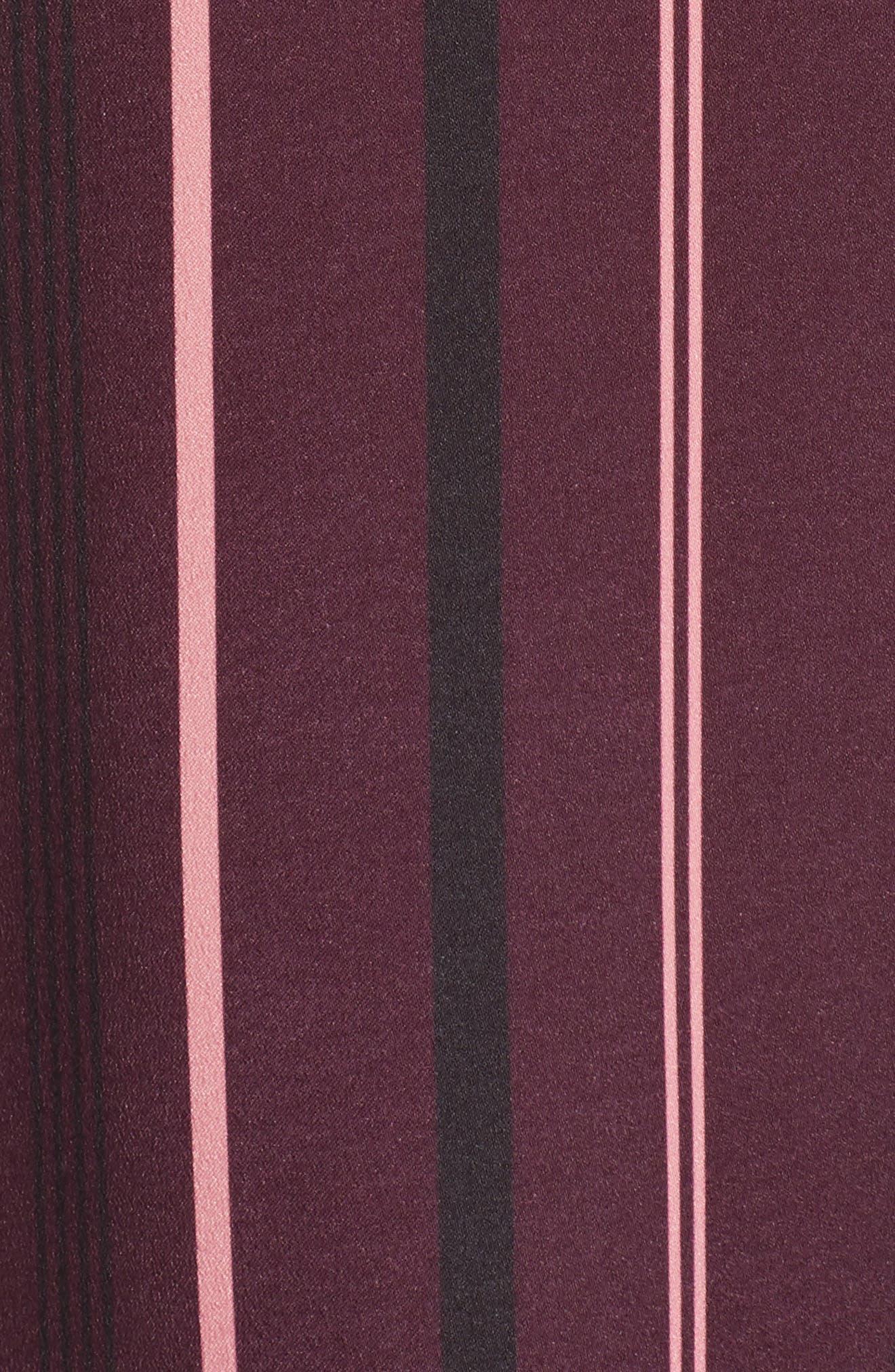 Short Sleeve Ruffle Hem Dress,                             Alternate thumbnail 31, color,