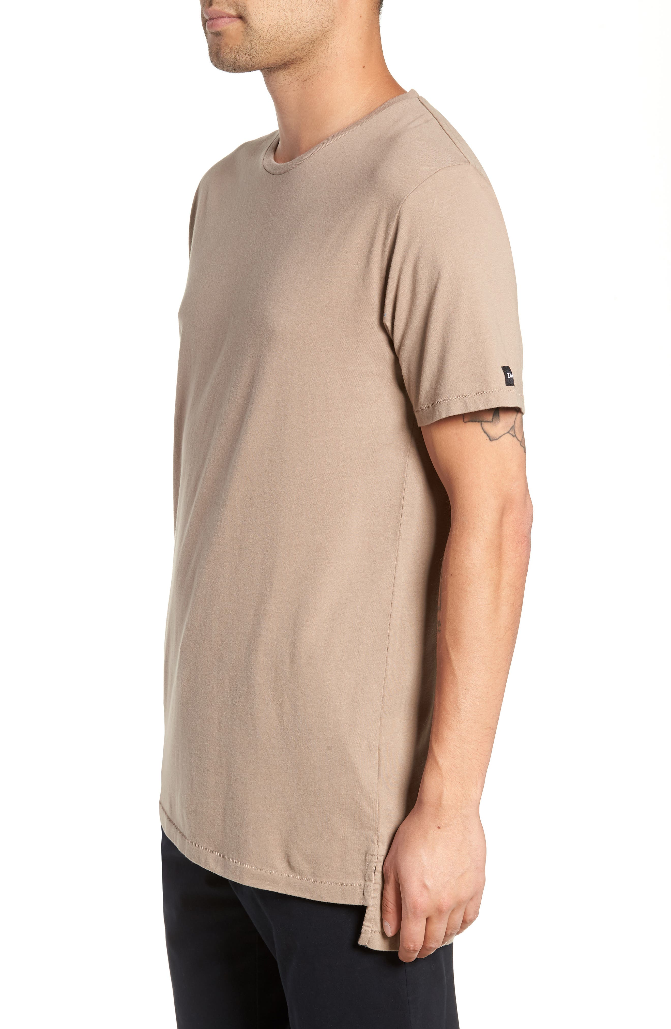 Flintlock T-Shirt,                             Alternate thumbnail 3, color,                             TIMBER