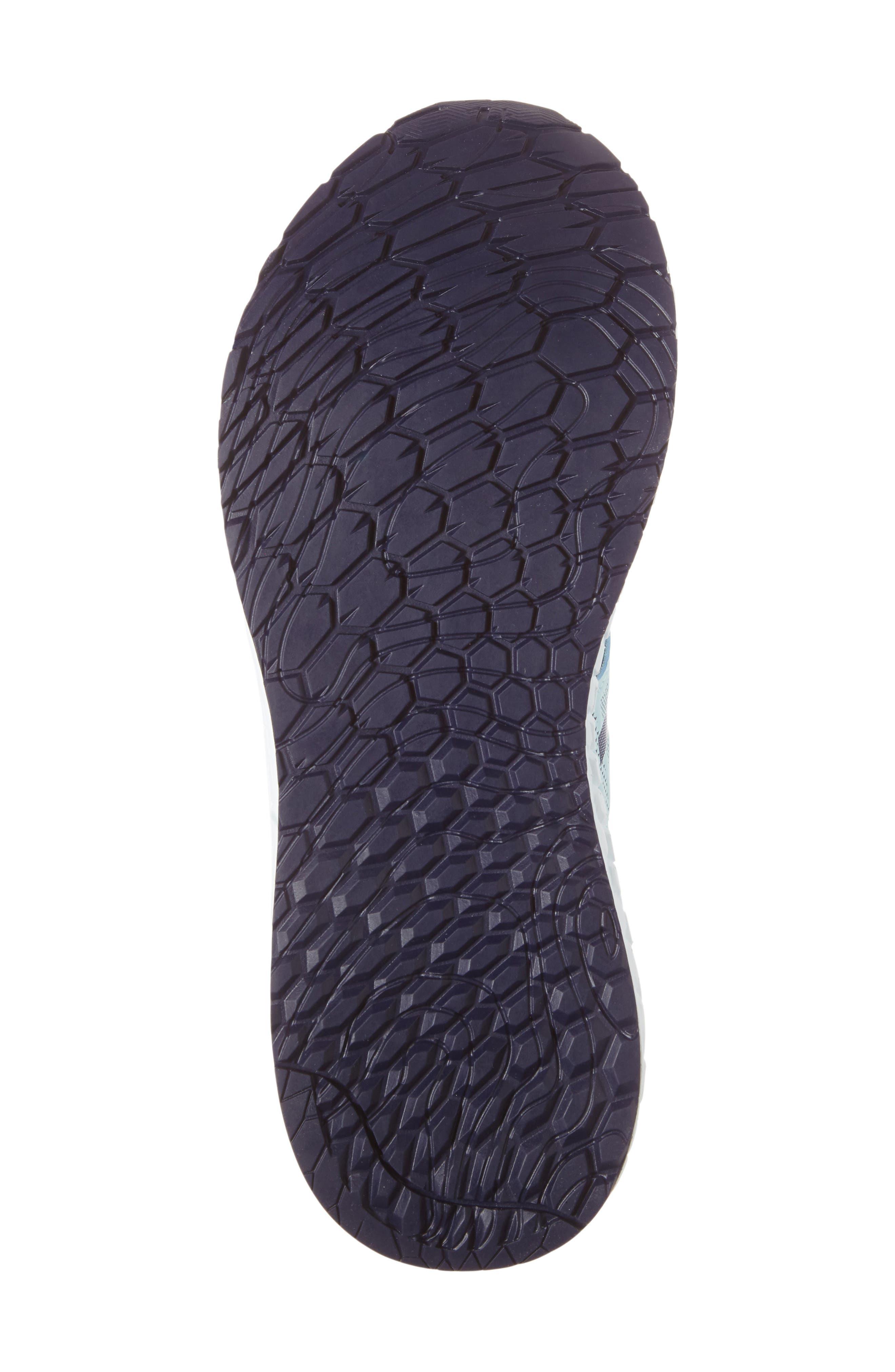 Fresh Foam Sneaker,                             Alternate thumbnail 4, color,                             445