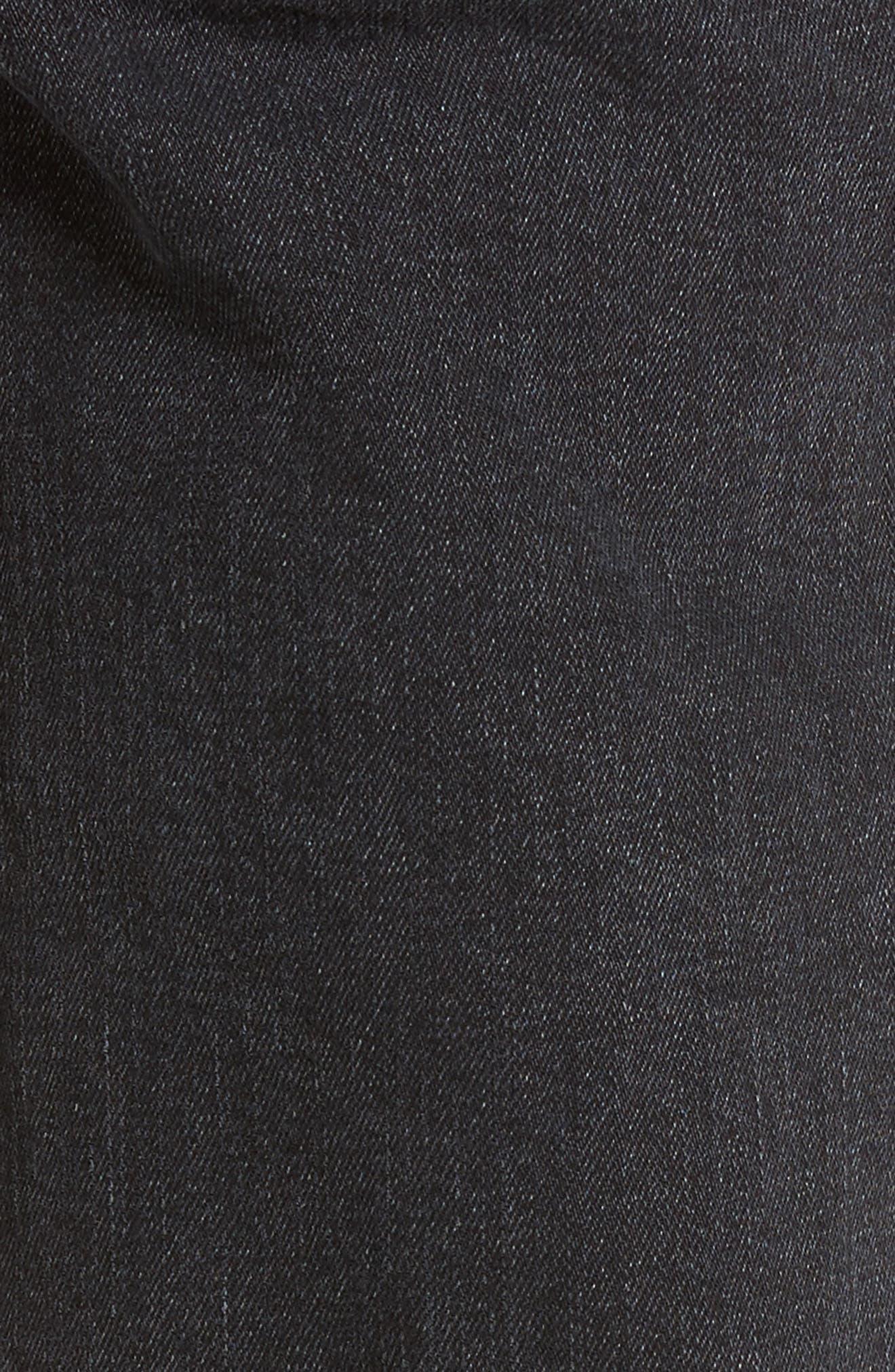 Brixton Slim Straight Fit Jeans,                             Alternate thumbnail 5, color,                             438
