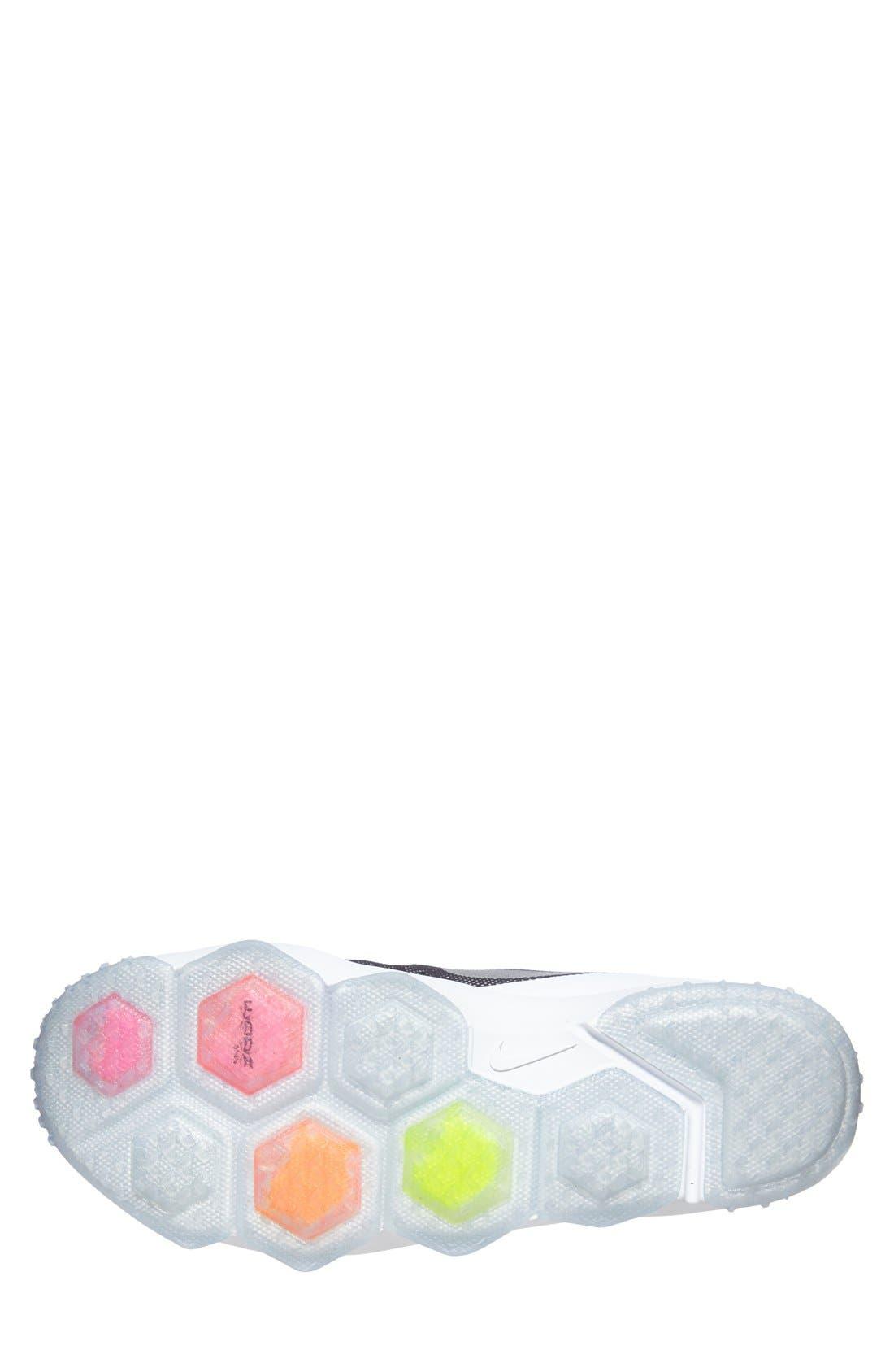 'Zoom Hypercross TR2' Training Shoe,                             Alternate thumbnail 4, color,                             001