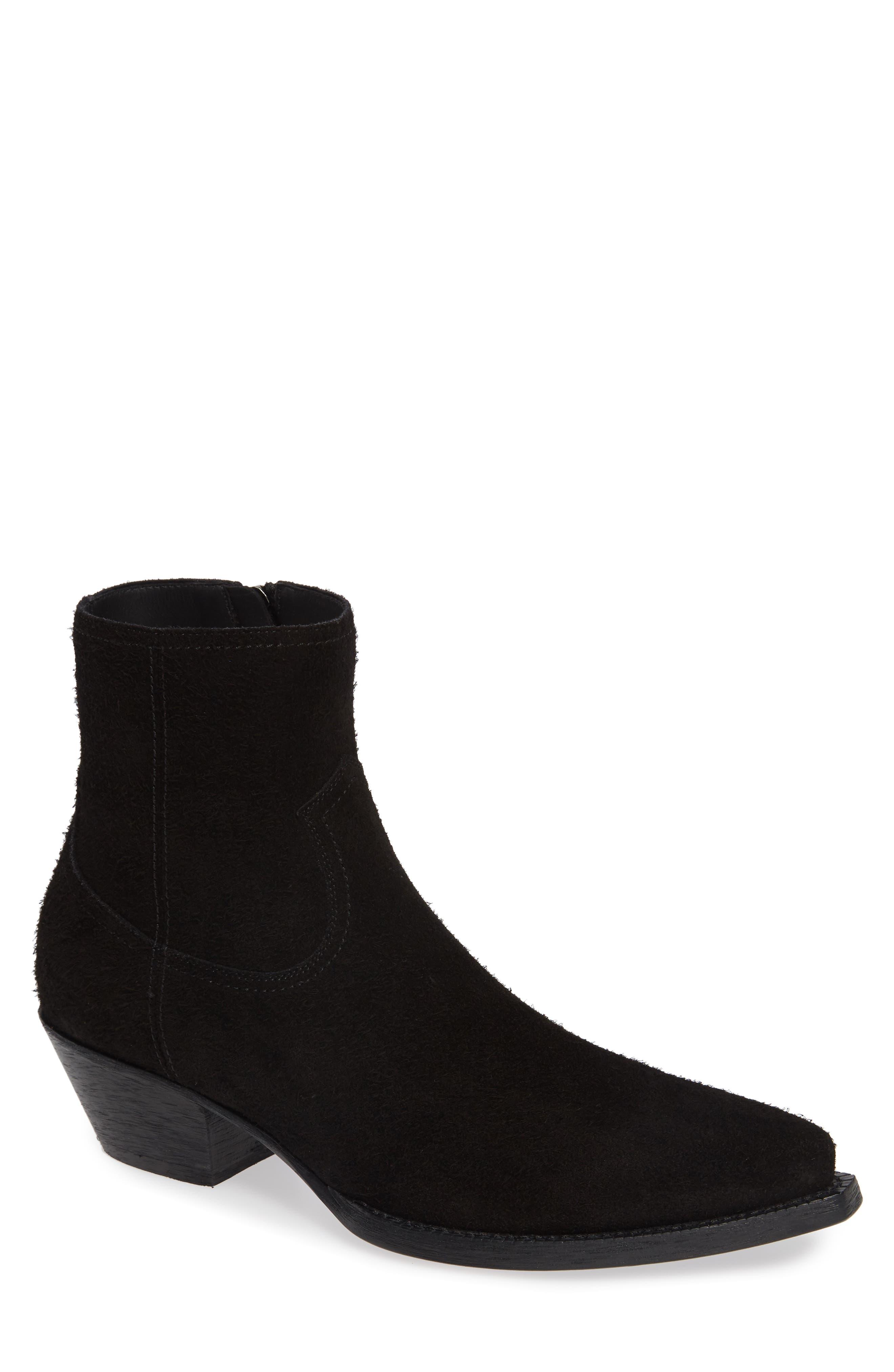 Lukas Suede Boots - Black Size 10 M