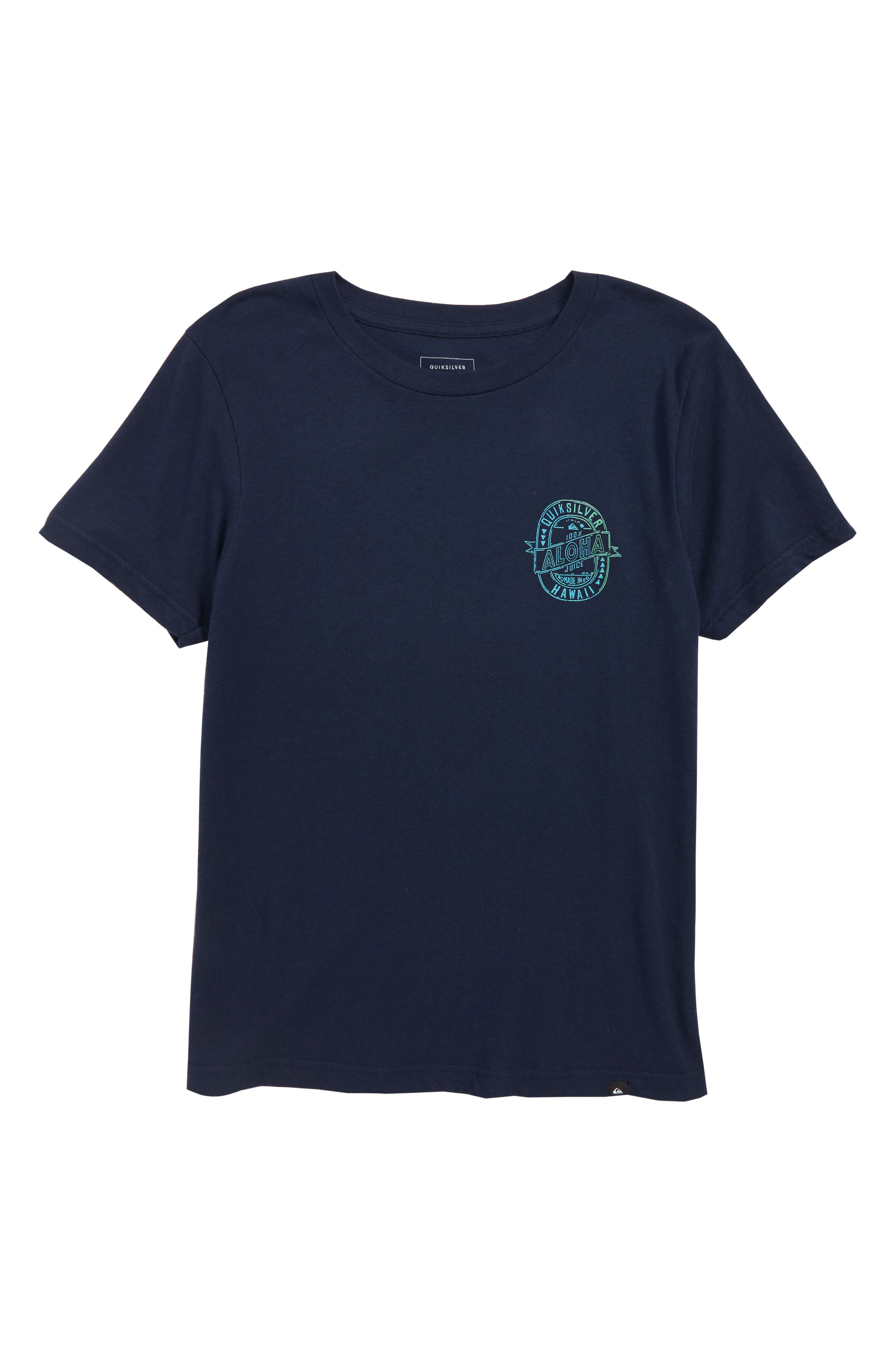 Hawaii Juice Graphic T-Shirt,                         Main,                         color, 410