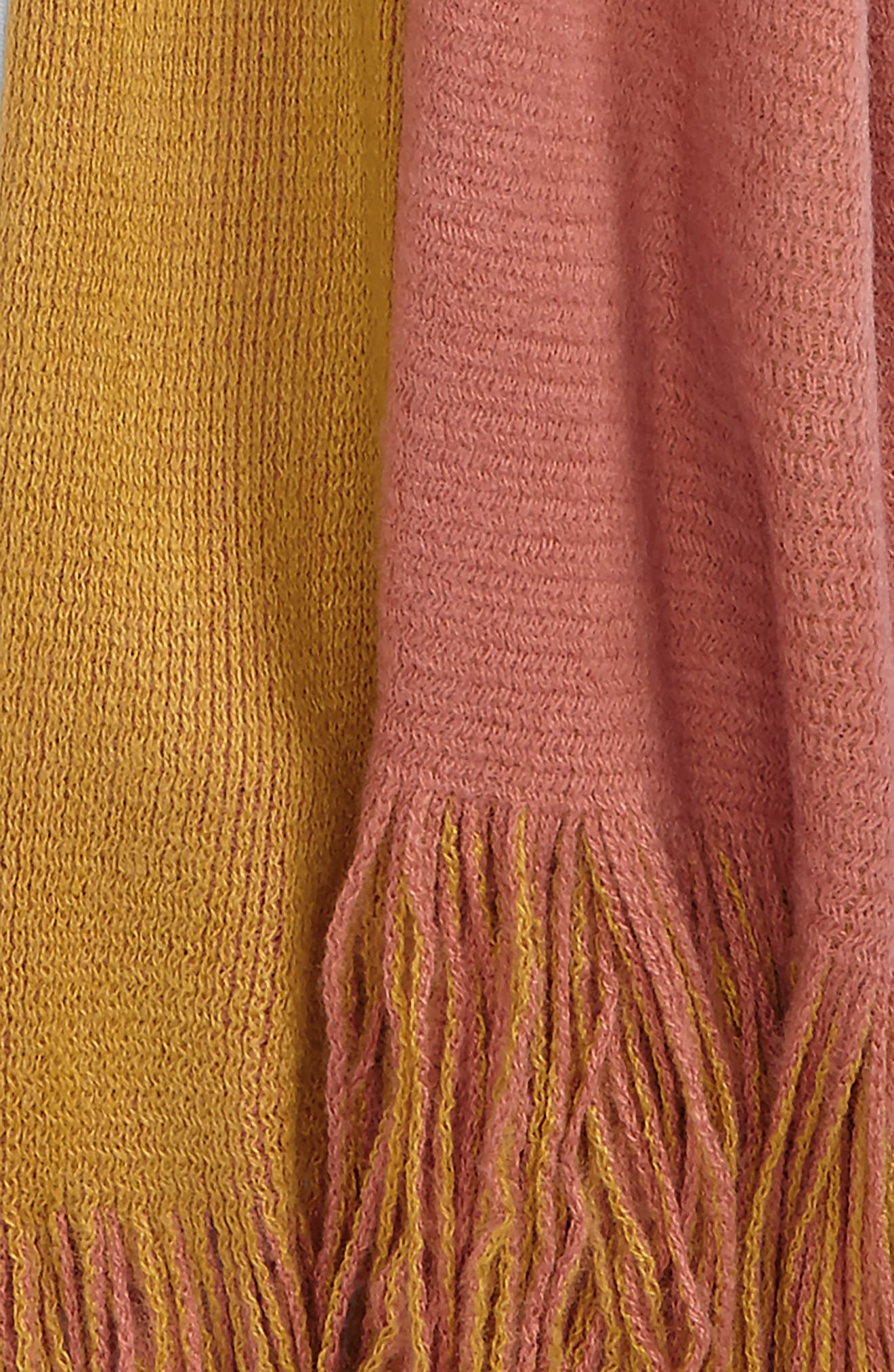 Two-Tone Scarf,                             Alternate thumbnail 3, color,                             720