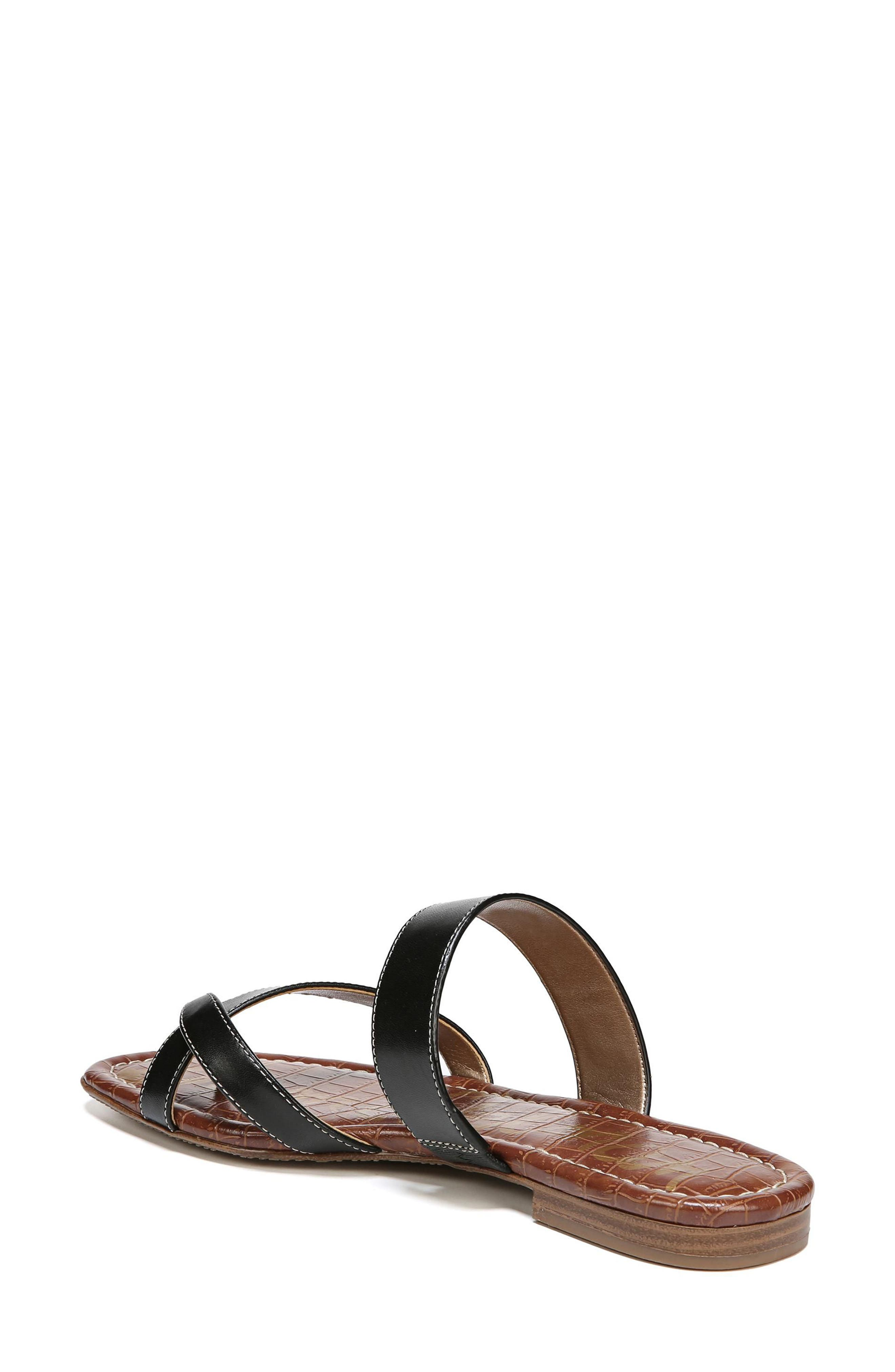 Bernice Genuine Calf Hair Sandal,                             Alternate thumbnail 2, color,                             003
