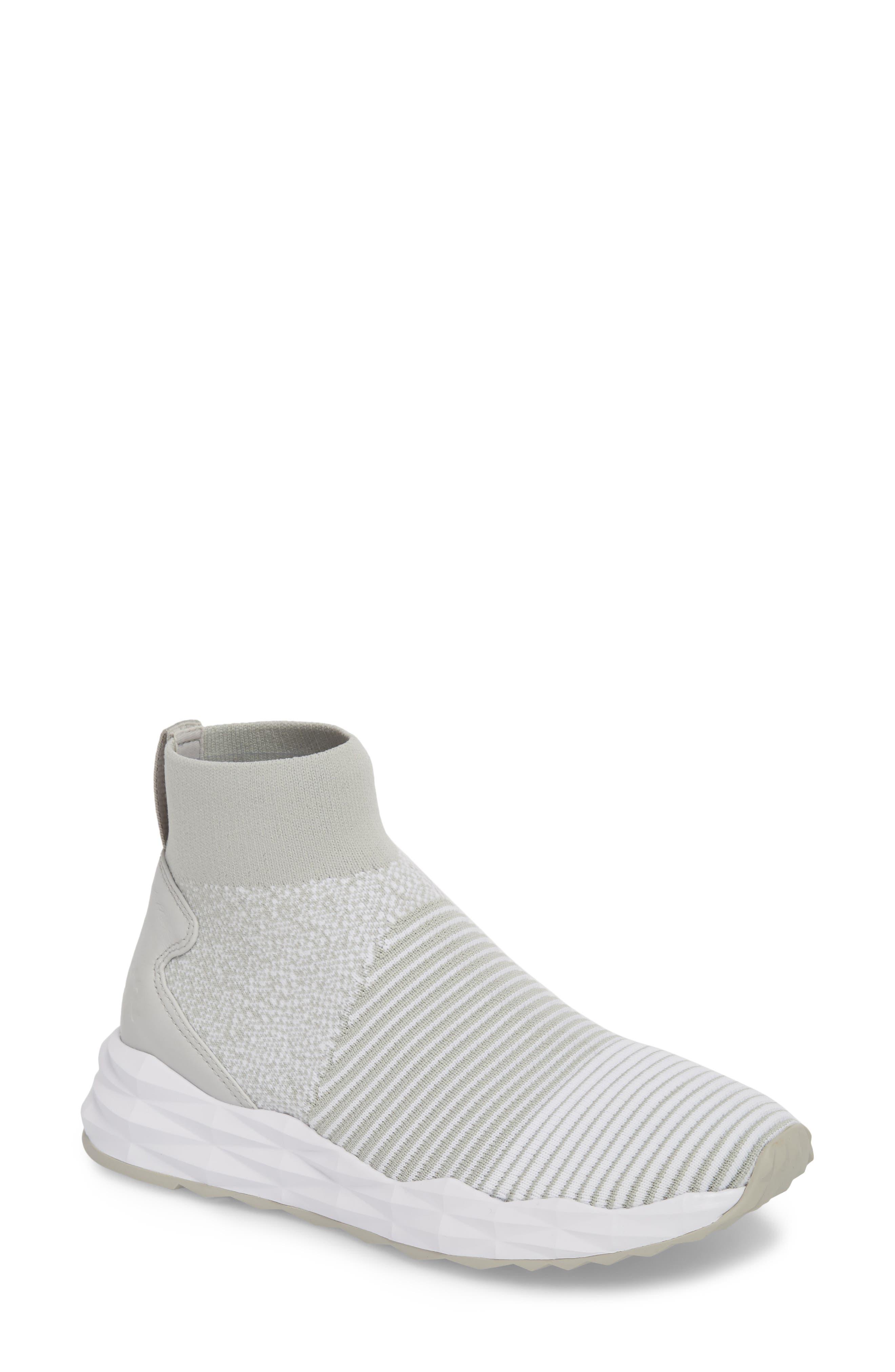 Spot High Top Sock Sneaker,                             Main thumbnail 1, color,                             040