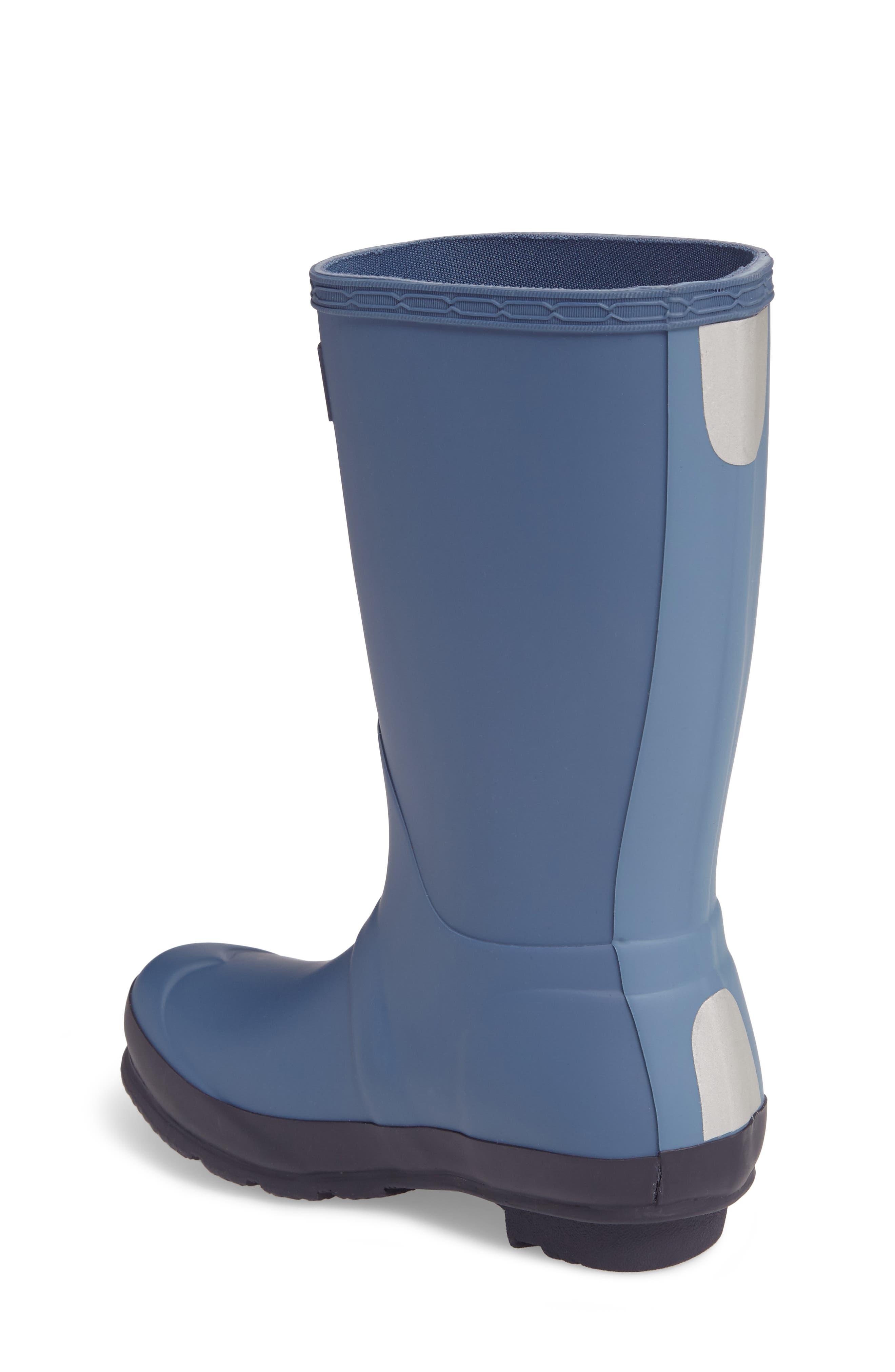 'Original Contrast Sole' Waterproof Rain Boot,                             Alternate thumbnail 2, color,                             400