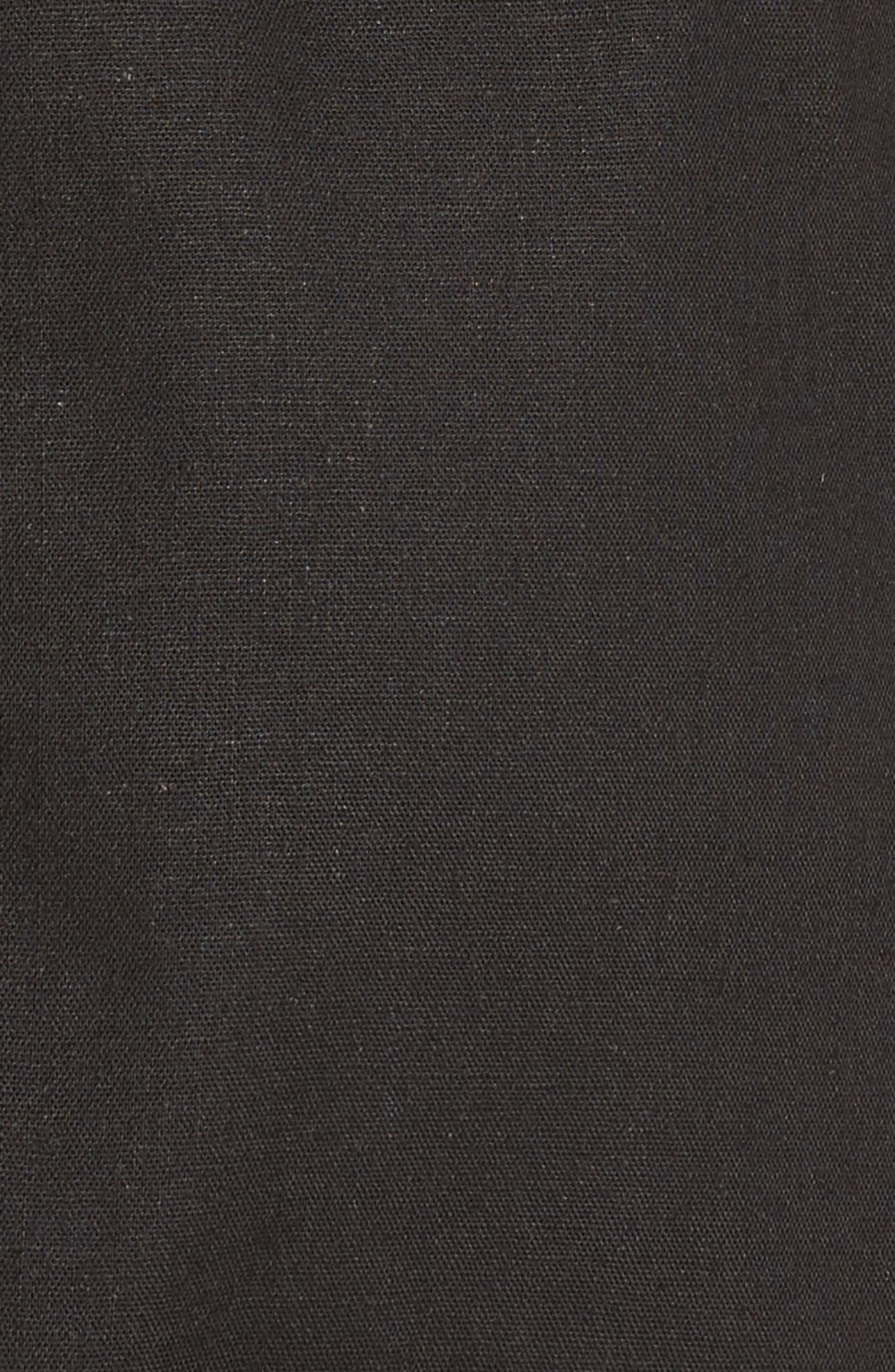 Ruffle Wrap Dress,                             Alternate thumbnail 21, color,