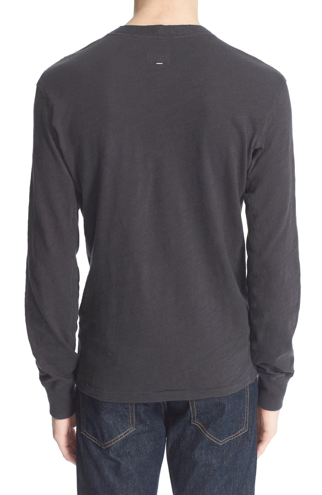 Standard Issue Slub Cotton Henley,                             Alternate thumbnail 29, color,