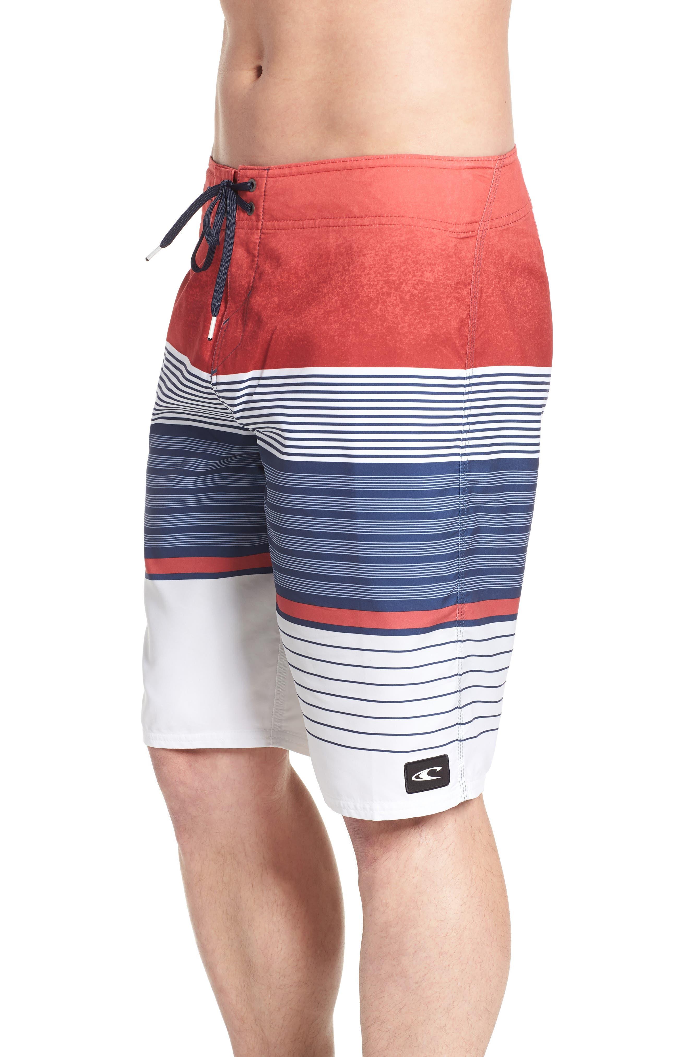 Lennox Board Shorts,                             Alternate thumbnail 24, color,