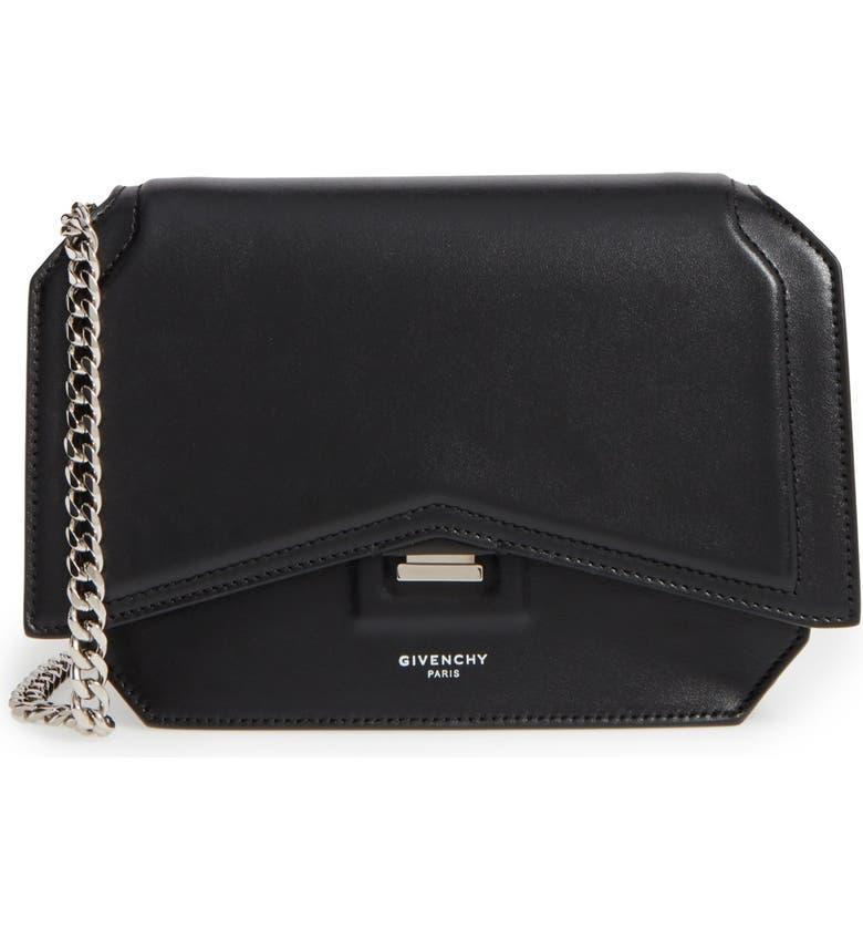 ddca73e465e5 Givenchy  Bow Cut  Leather Crossbody Bag
