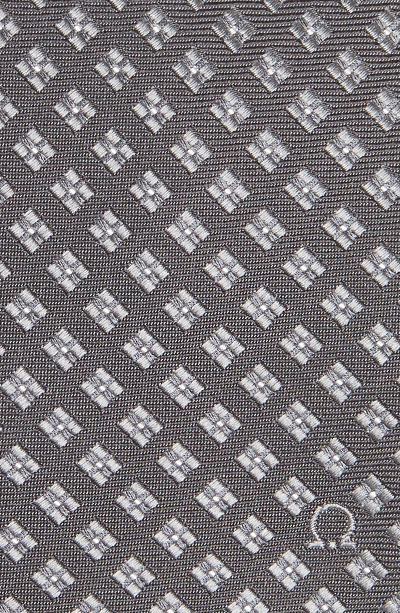 Empol Geometric Silk Tie,                             Alternate thumbnail 5, color,
