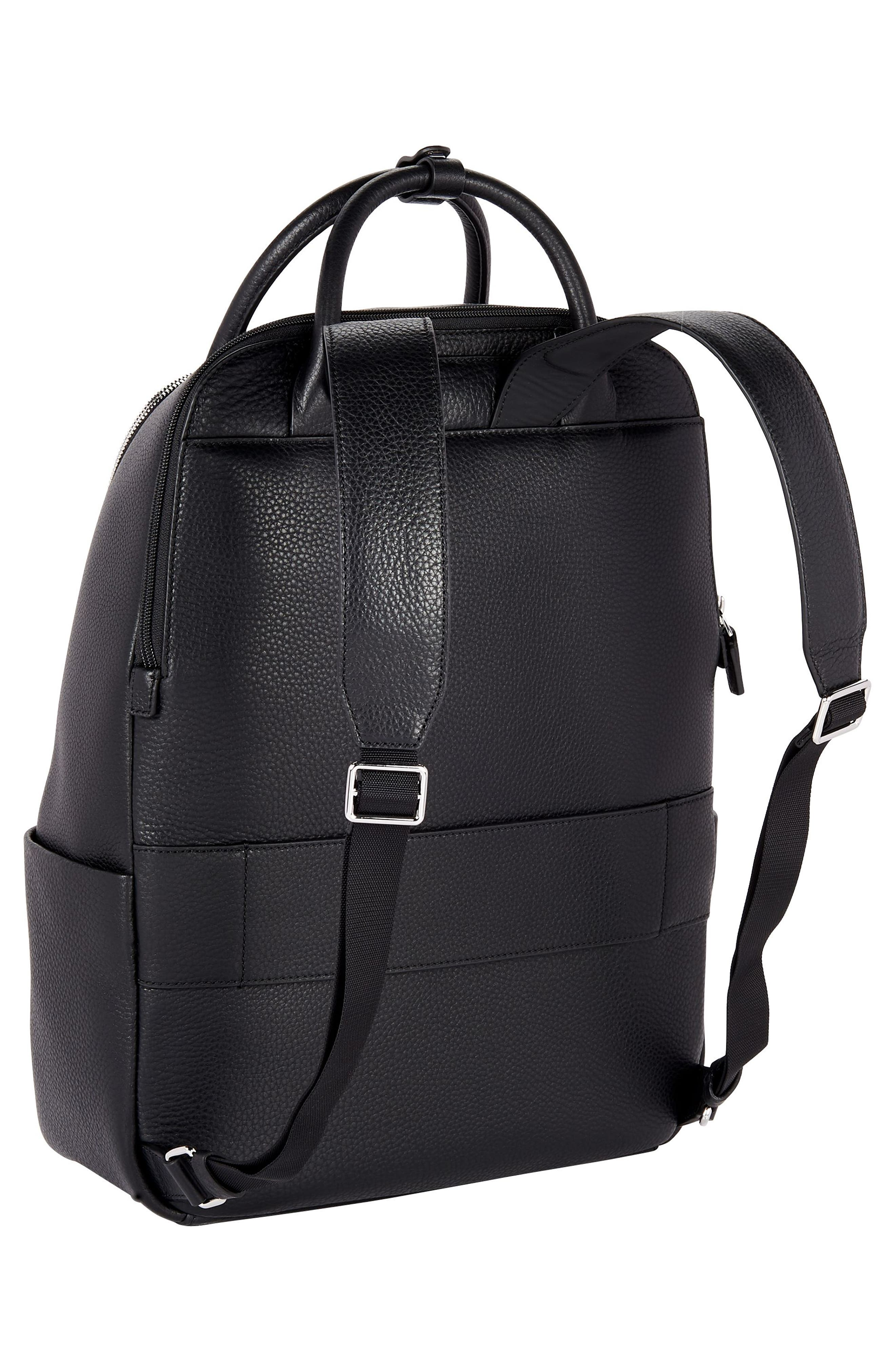 TUMI,                             Stanton Indra Commuter Backpack,                             Alternate thumbnail 3, color,                             001