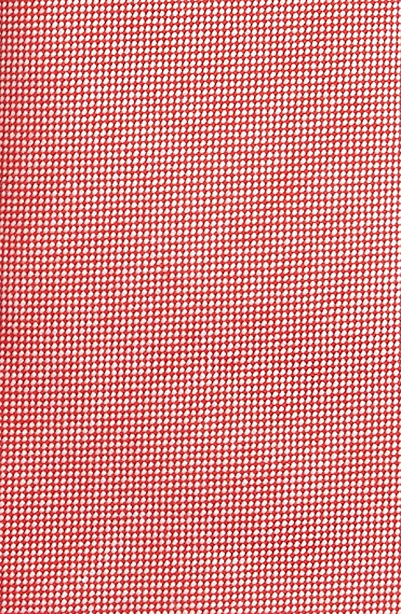 Solid Cotton Zipper Tie,                             Alternate thumbnail 15, color,