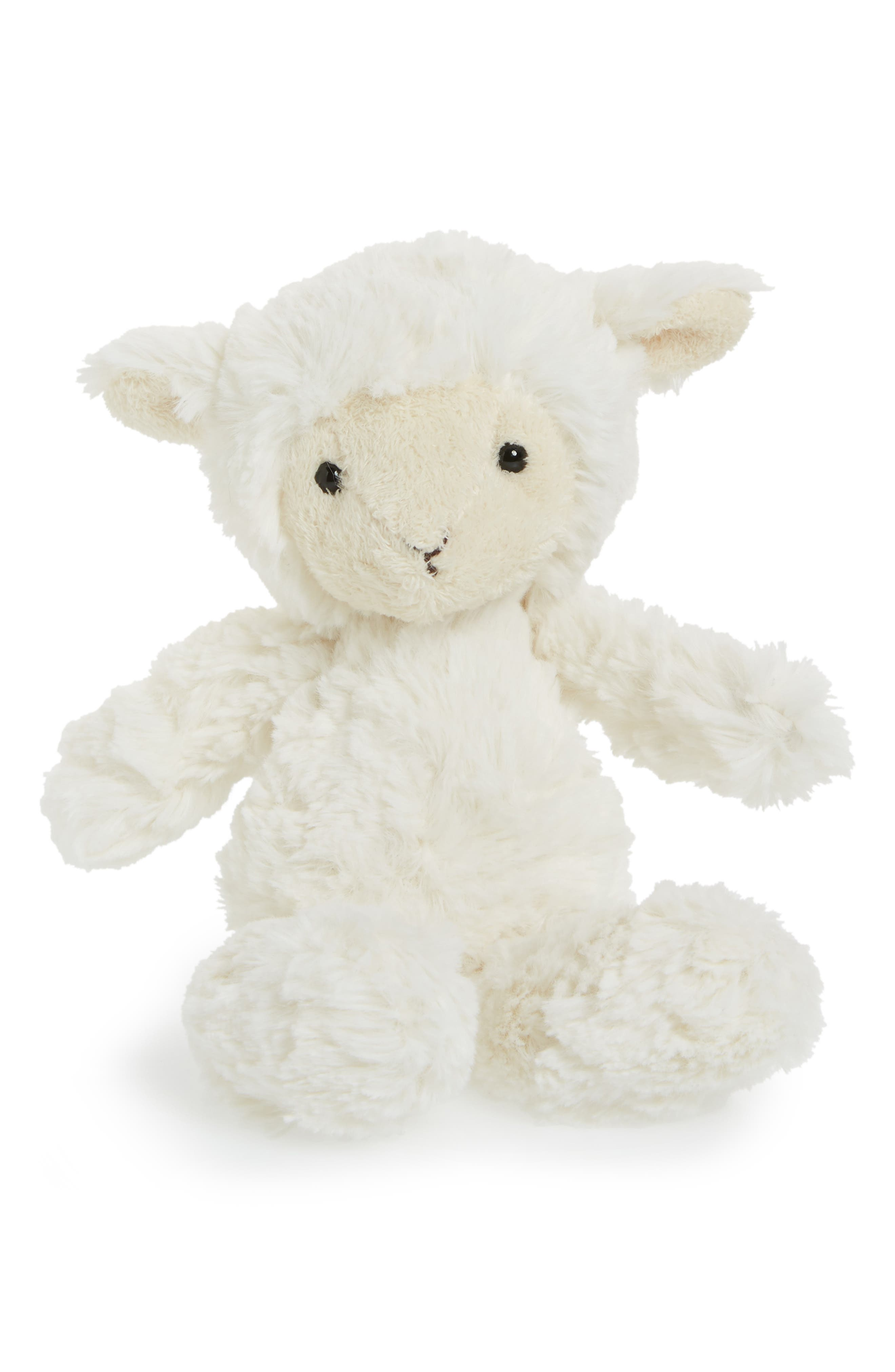 Squiggle Lamb Stuffed Animal,                         Main,                         color, 250