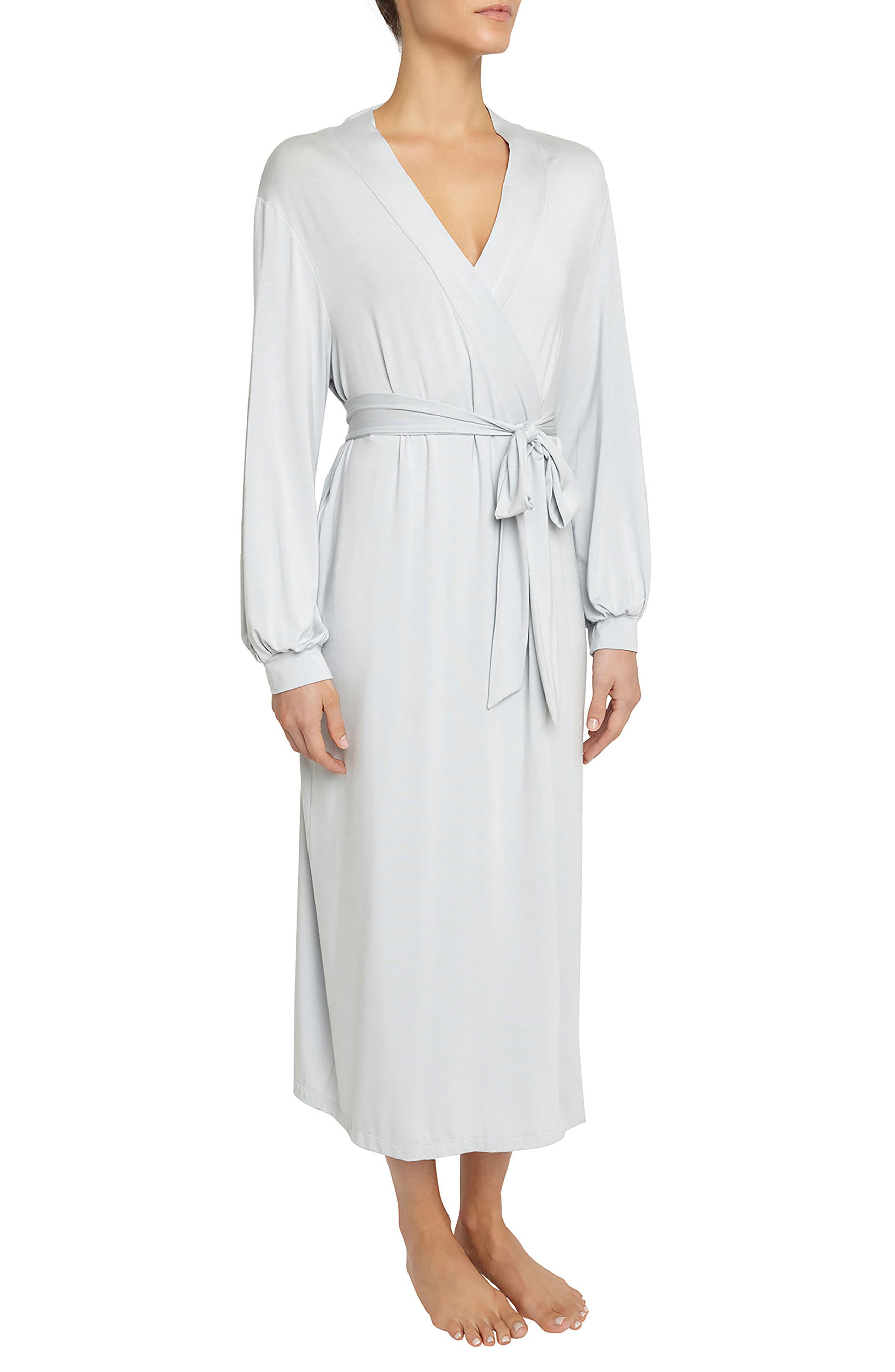 Elvia Robe,                             Main thumbnail 1, color,                             458