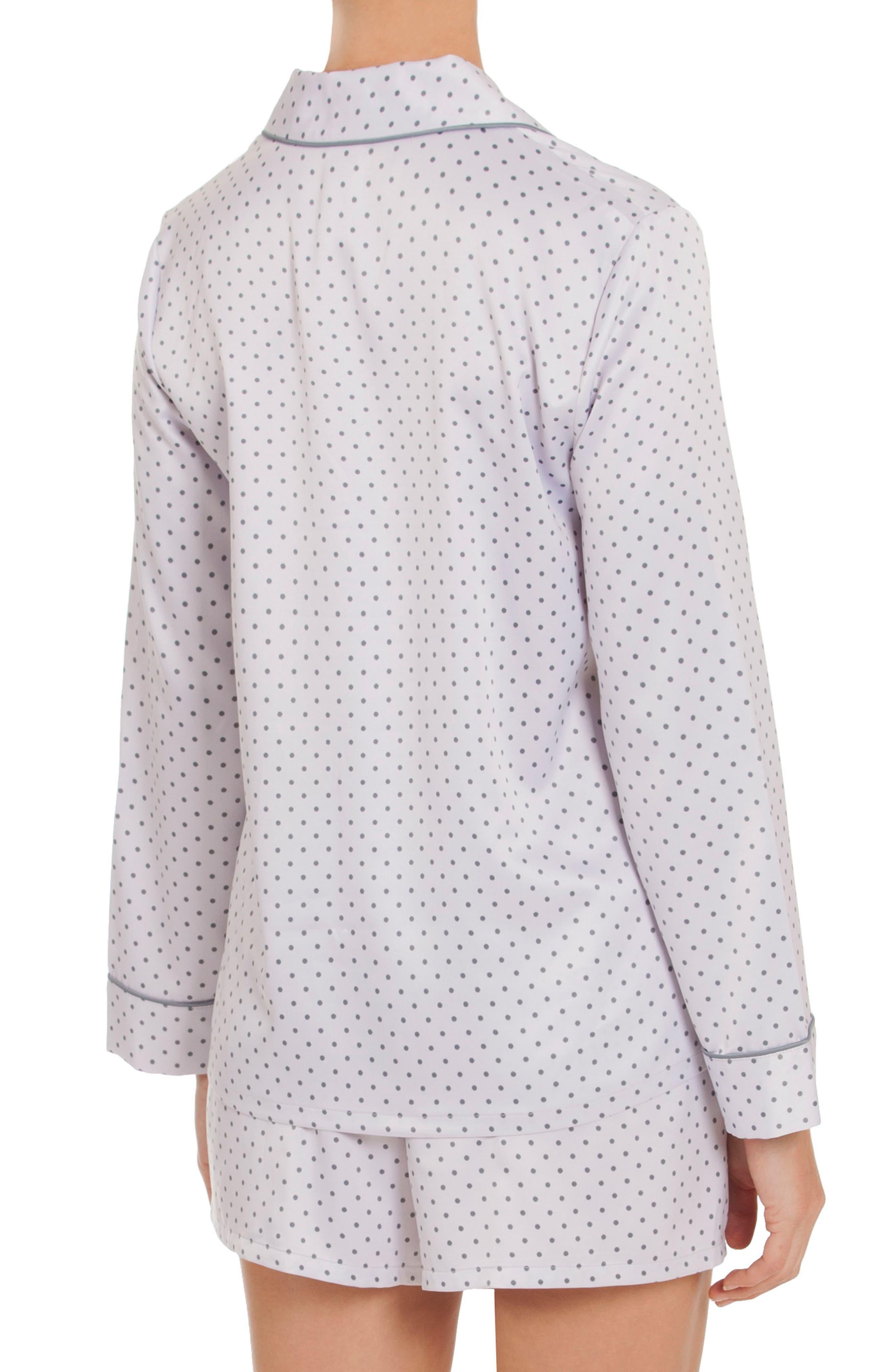 Short Pajamas,                             Alternate thumbnail 3, color,                             020