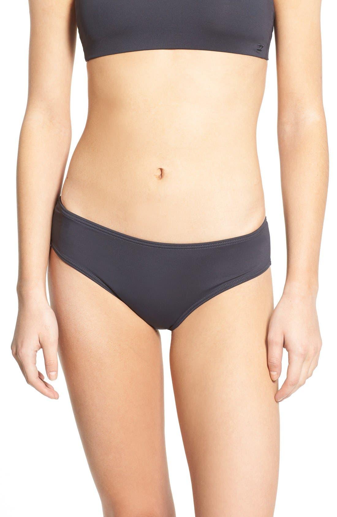 'Sol Searcher Hawaii' Cheeky Bikini Bottoms,                             Alternate thumbnail 19, color,