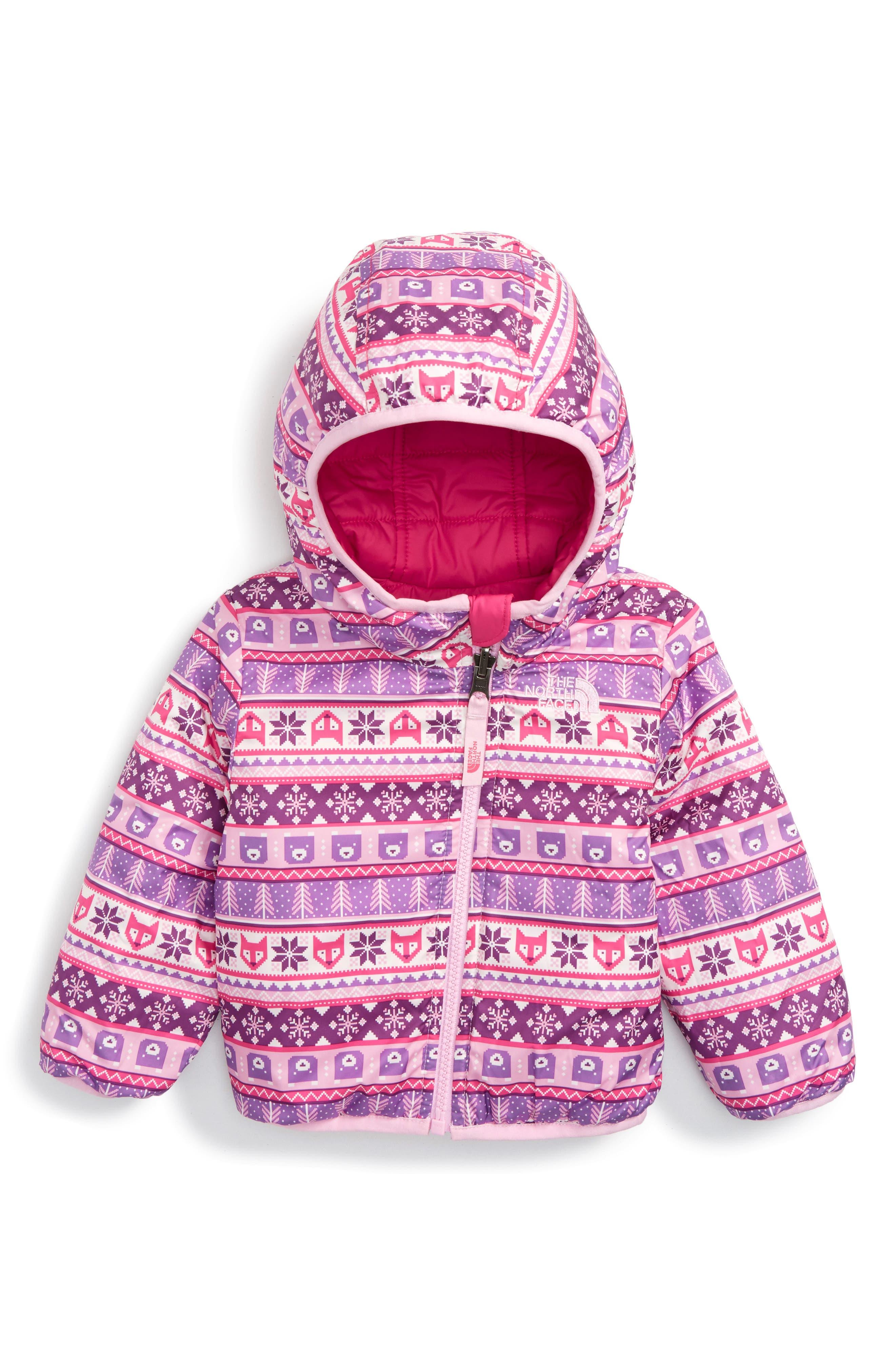 'Perrito' Reversible Water Repellent Hooded Jacket,                             Alternate thumbnail 12, color,